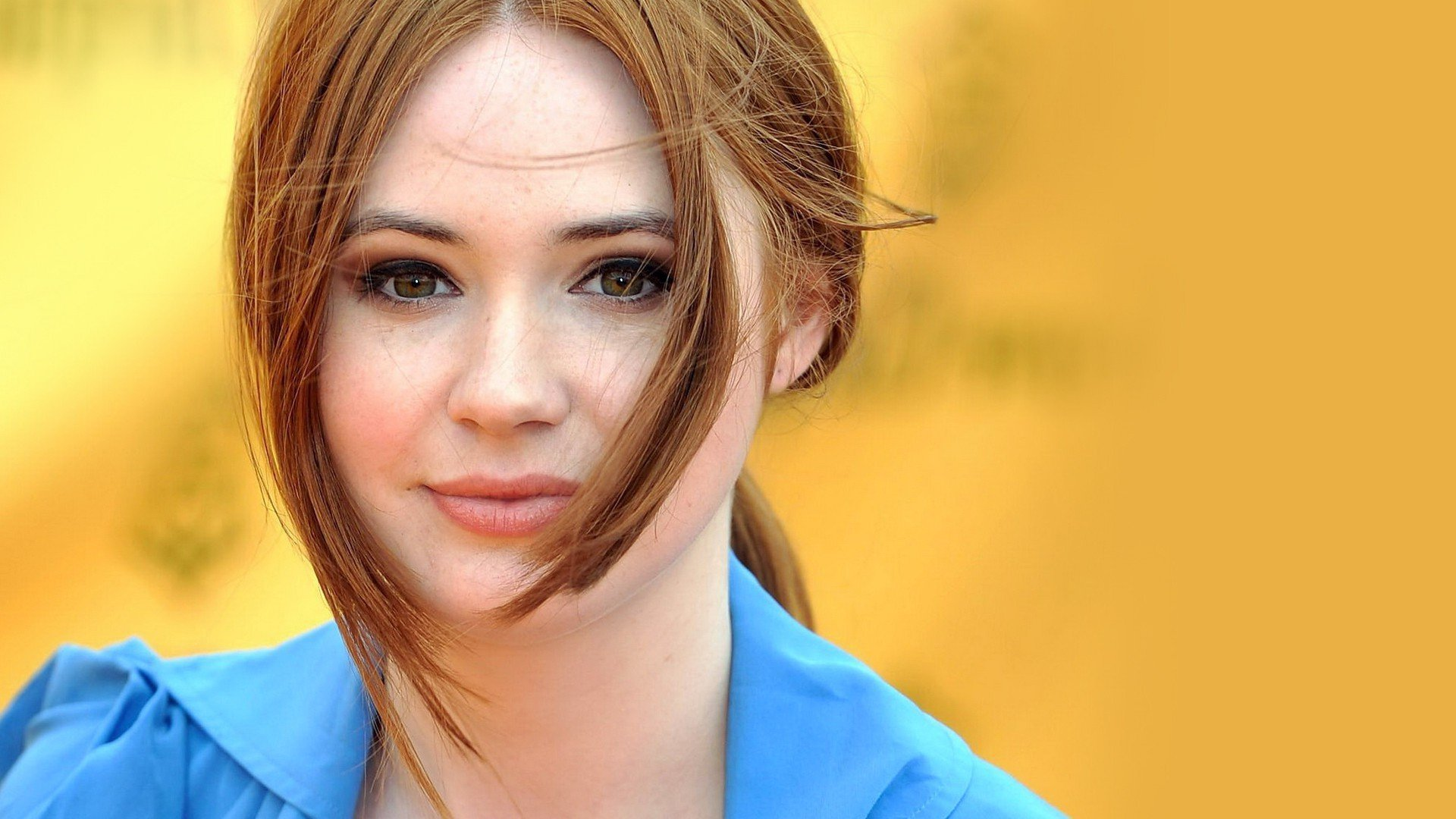Free download Karen Gillan wallpaper ID:158455 1080p for PC