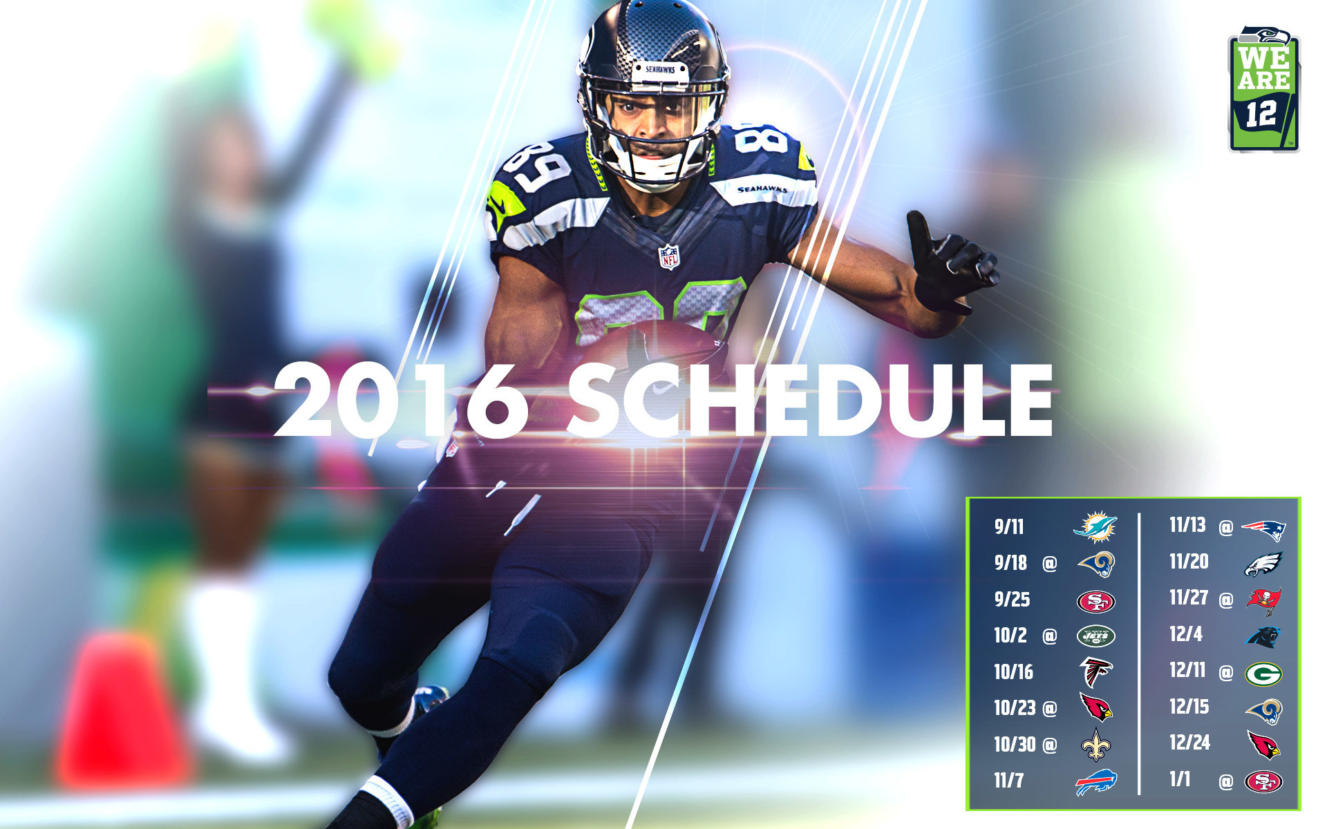 Best Seattle Seahawks background ID:347969 for High Resolution hd 1920x1200 PC