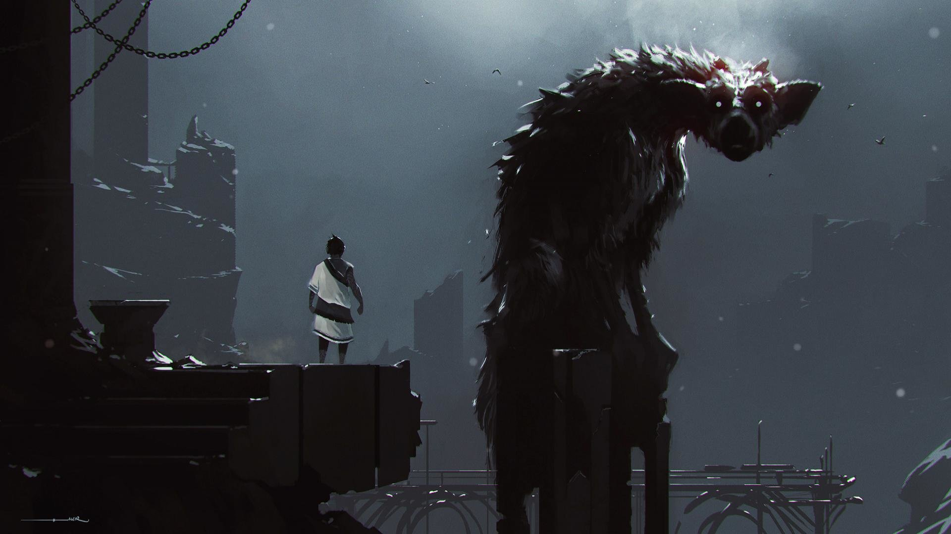 Awesome The Last Guardian Free Wallpaper Id 229635 For Full Hd