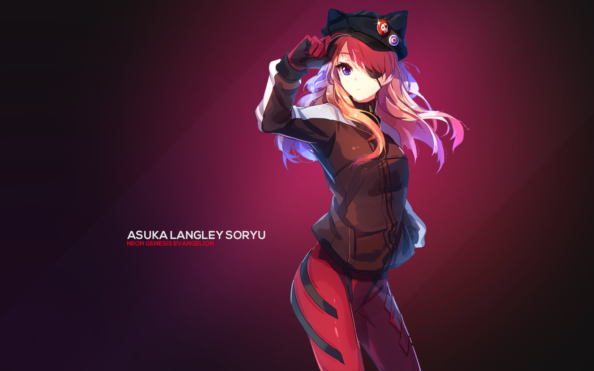 High resolution Asuka Langley Sohryu hd 1920x1200 wallpaper ID:215078 for desktop