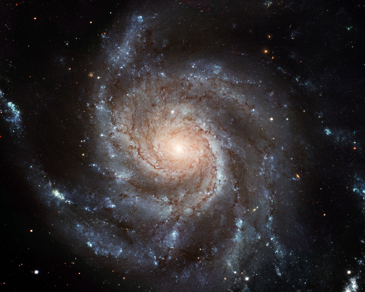 High resolution Galaxy hd 1280x1024 background ID:443807 for PC