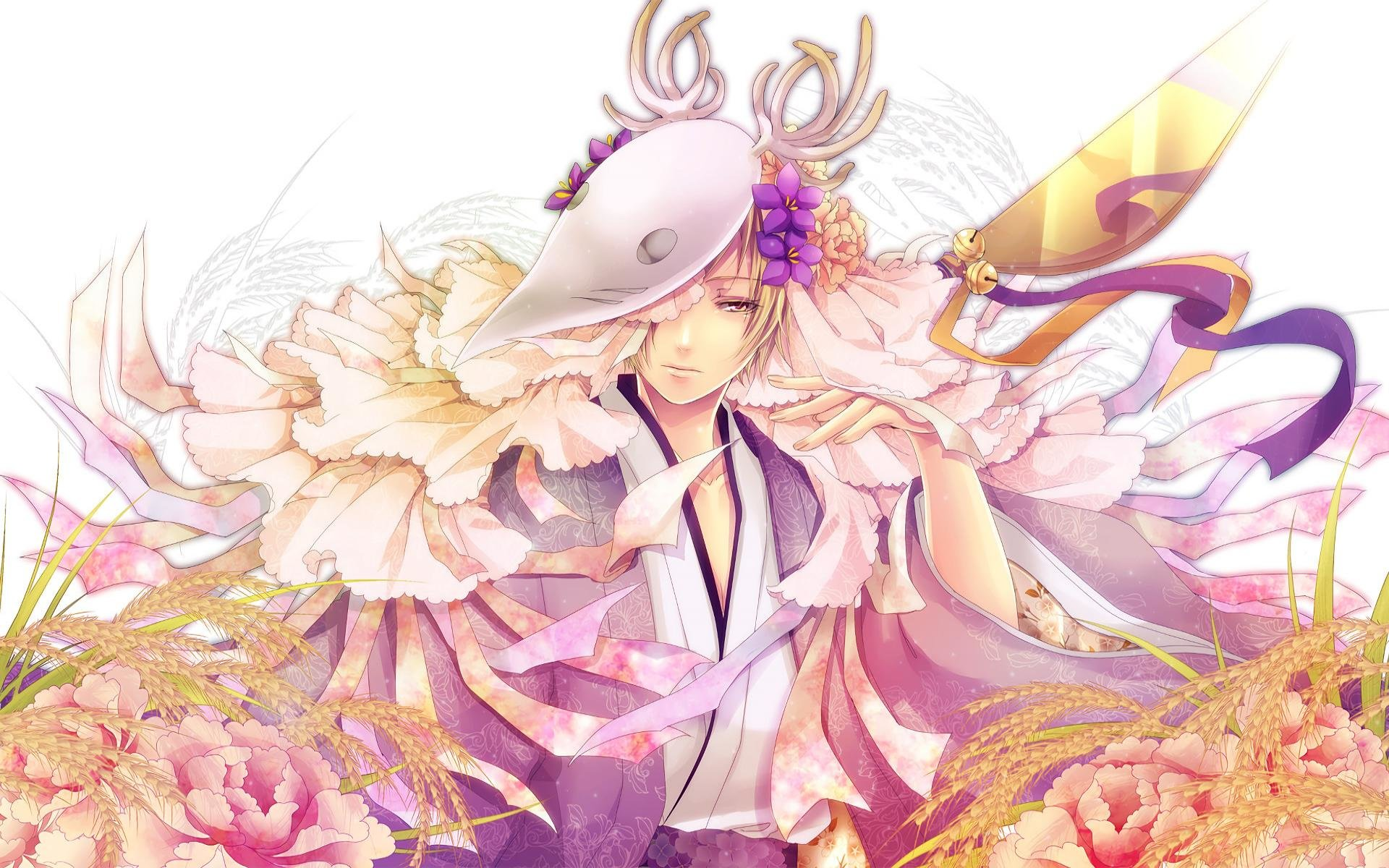 Download hd 1920x1200 Natsume Yuujinchou PC background ID:101382 for free