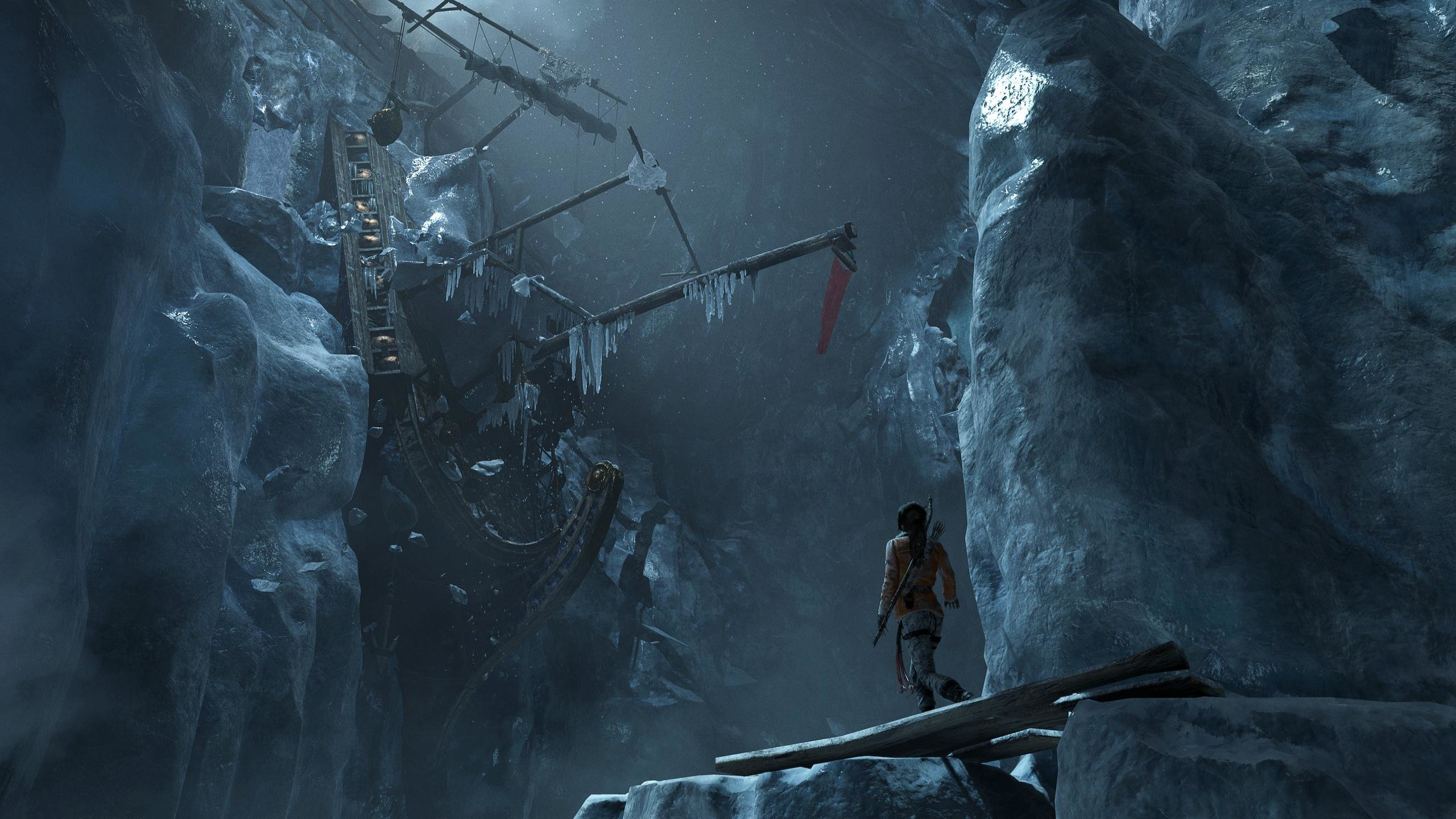Awesome Rise Of The Tomb Raider Free Wallpaper Id 83936 For Hd