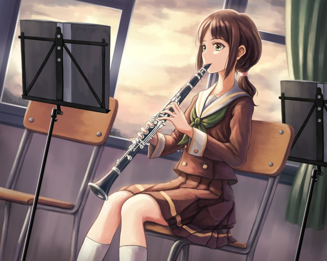 Best Sound! Euphonium wallpaper ID:380388 for High Resolution hd 1280x1024 PC