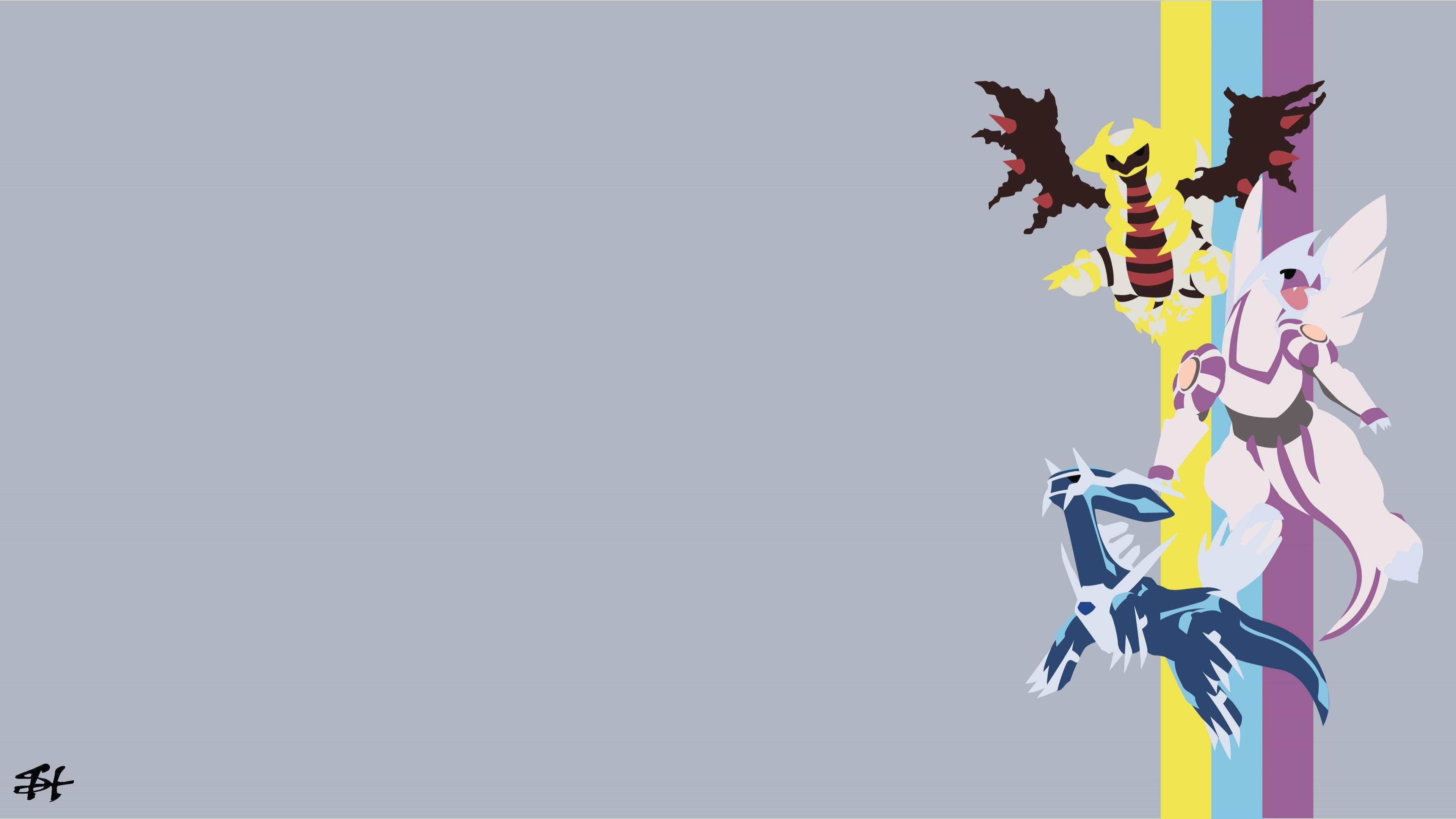 Awesome Giratina Pokemon Free Wallpaper Id 279187 For Ultra Hd 4k