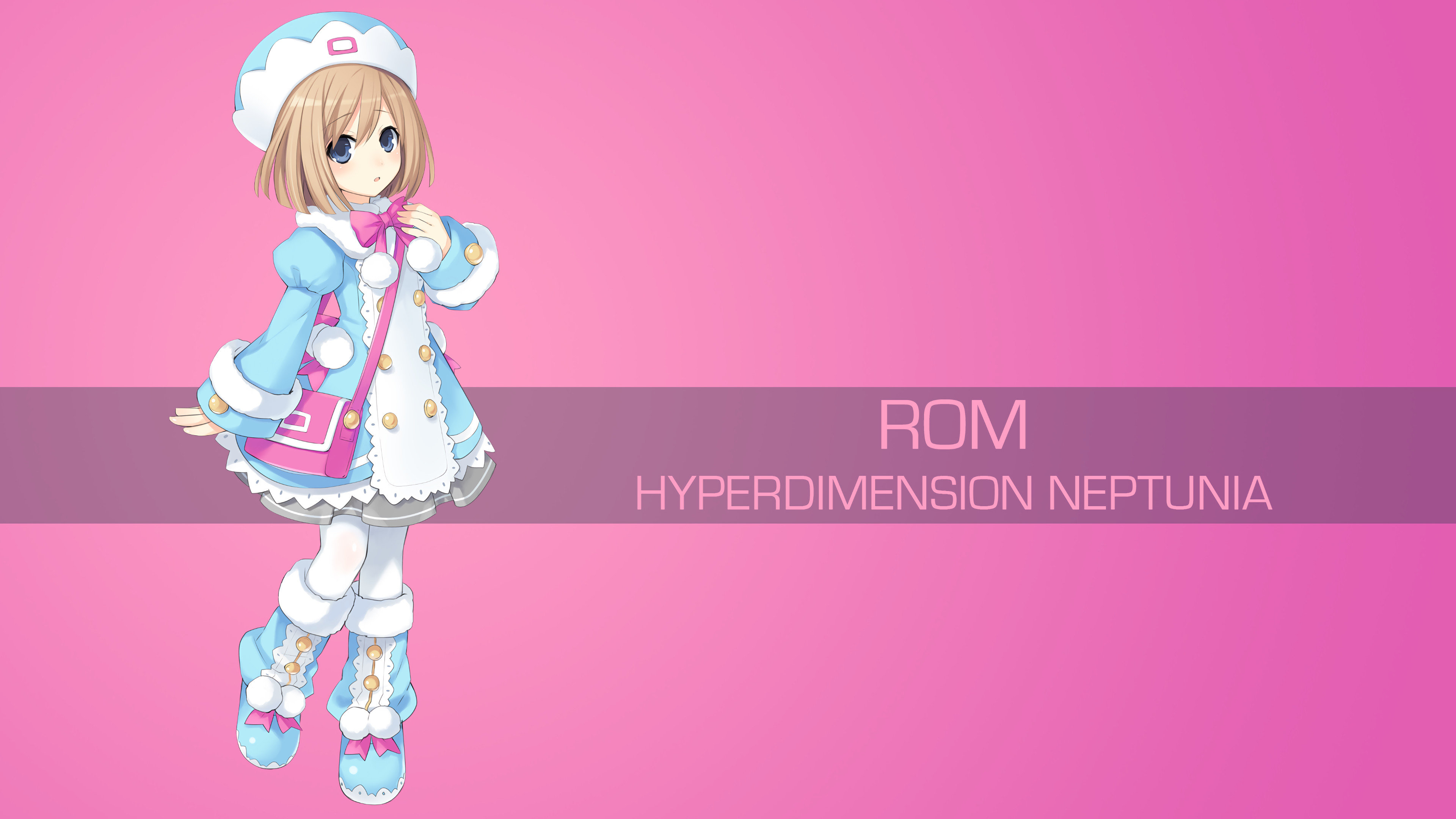 Download hd 4k Hyperdimension Neptunia PC background ID:470287 for free