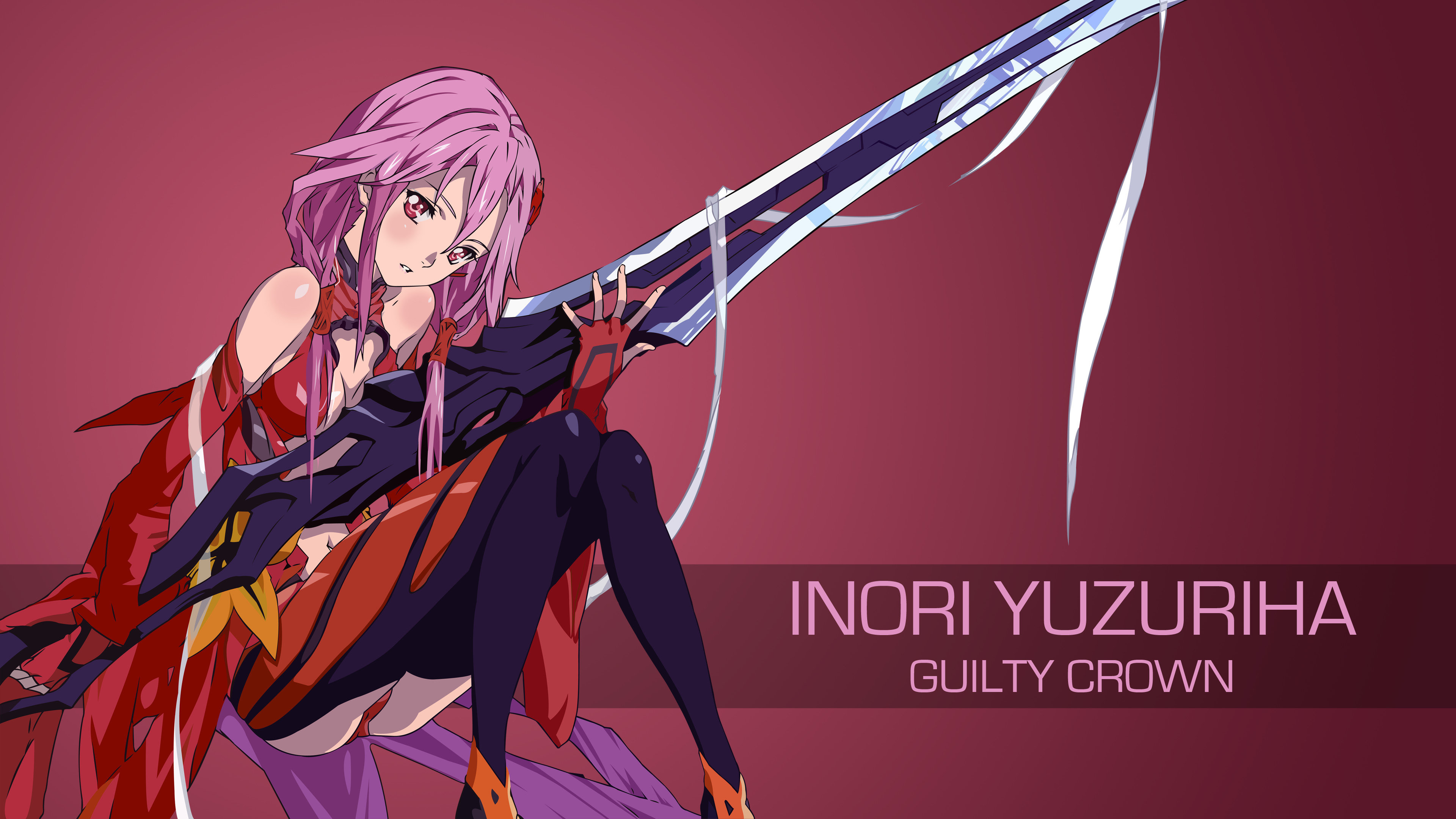Free Inori Yuzuriha high quality wallpaper ID:254557 for uhd 4k desktop