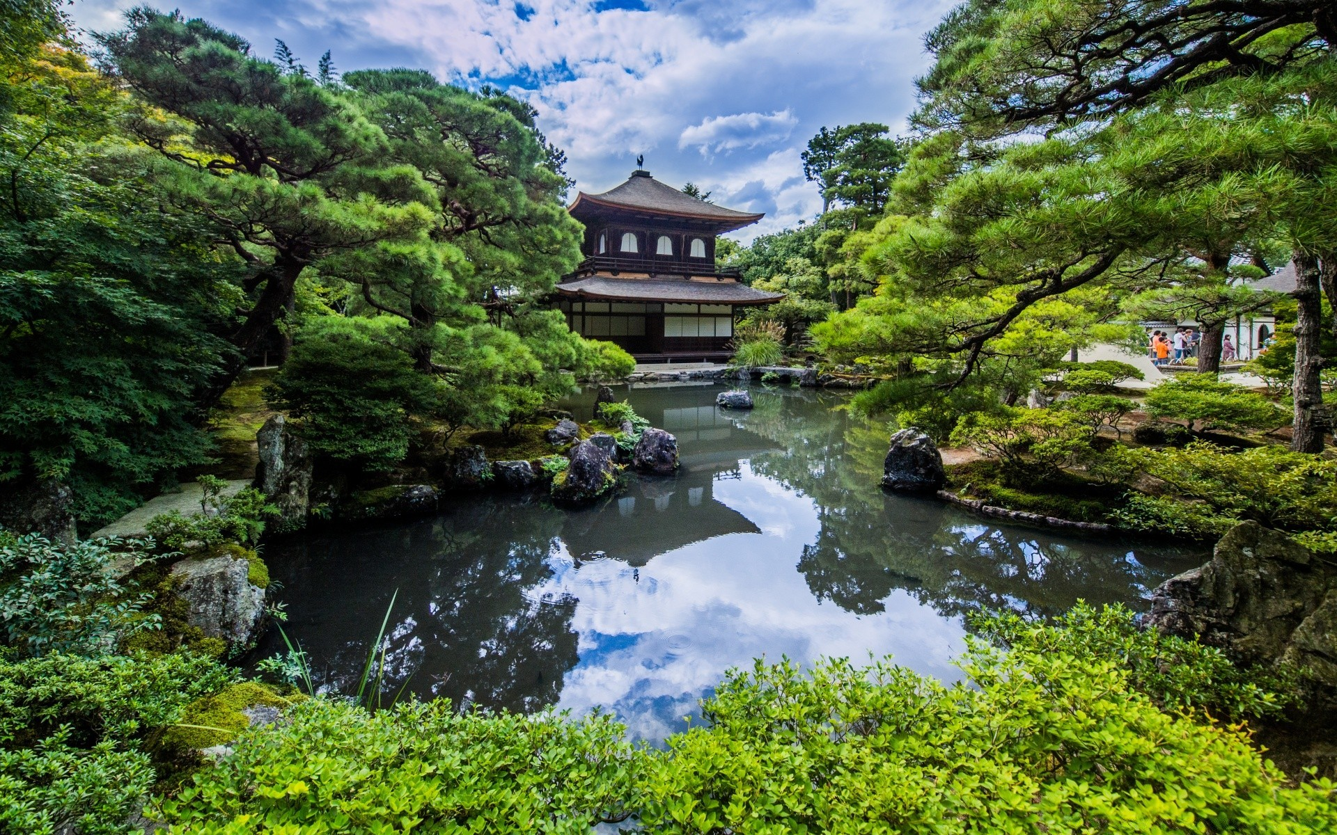 Free Japanese Garden High Quality Wallpaper ID:92634 For Hd 1080p Computer