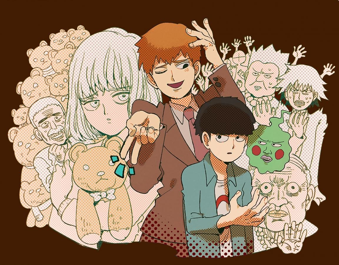 Awesome Mob Psycho 100 free wallpaper ID:329031 for hd 1152x900 desktop