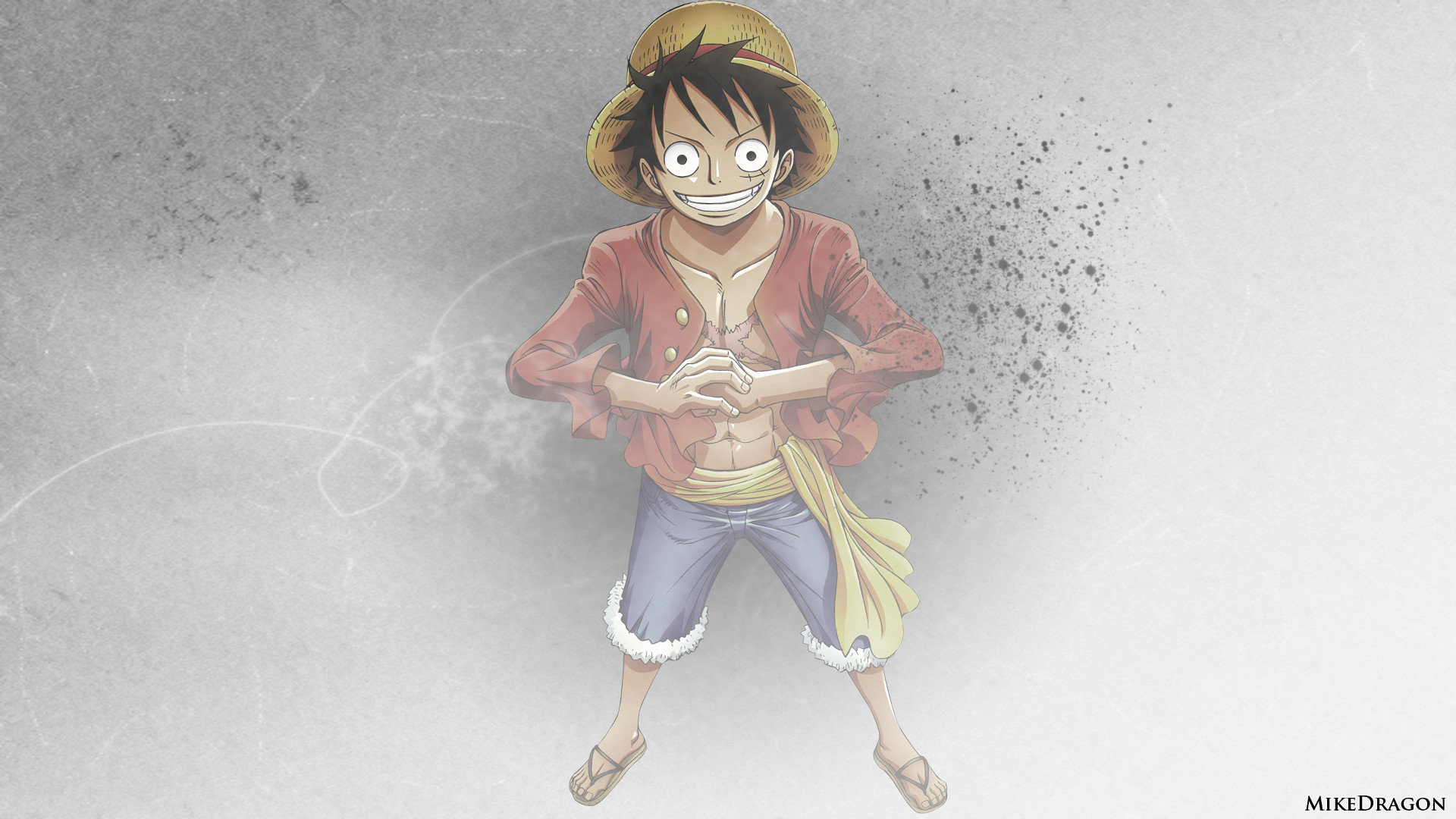 Download 1080p Monkey D. Luffy computer wallpaper ID:314658 for free