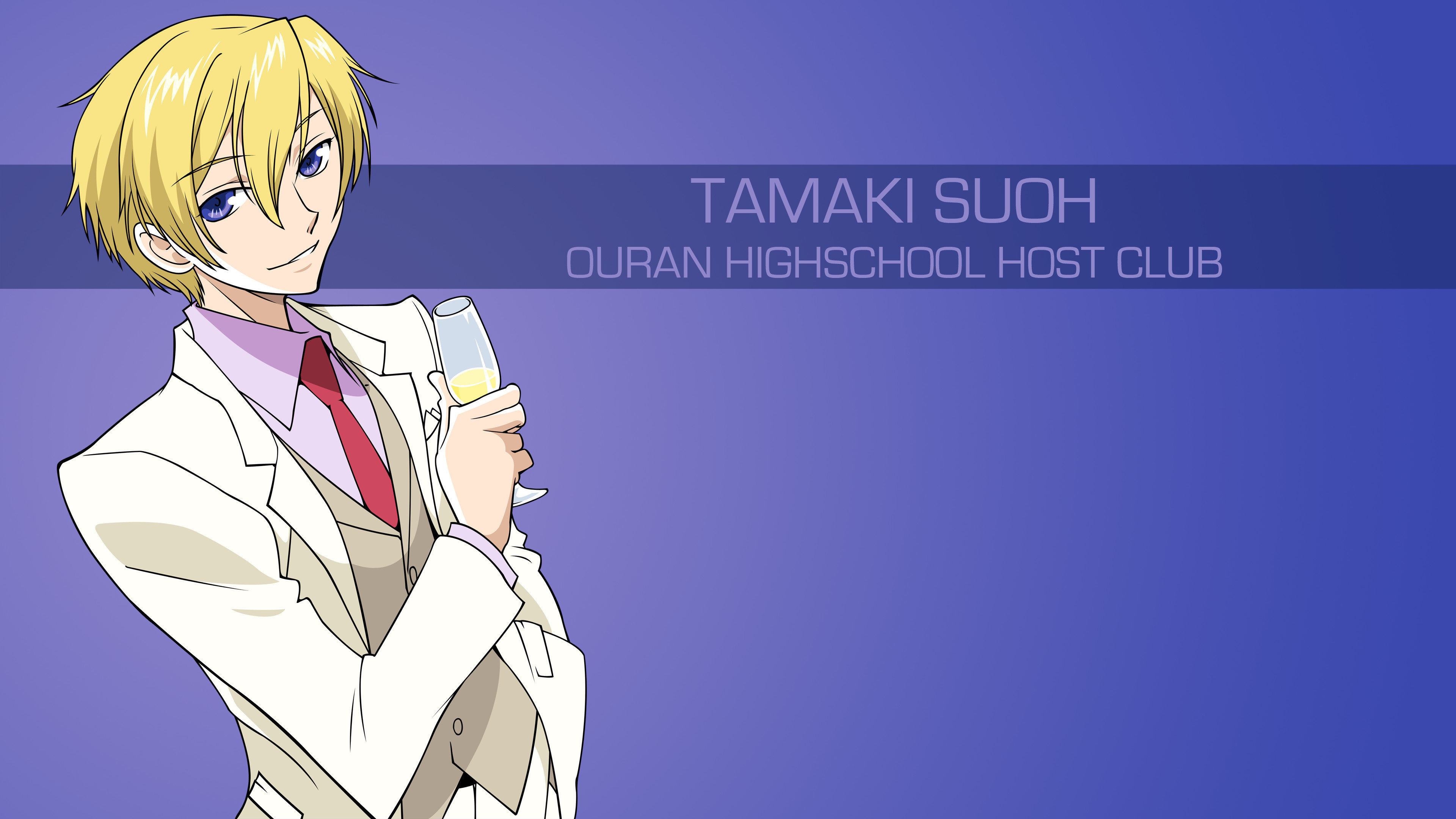 Free download Ouran Highschool Host Club background ID:162940 uhd 4k for PC