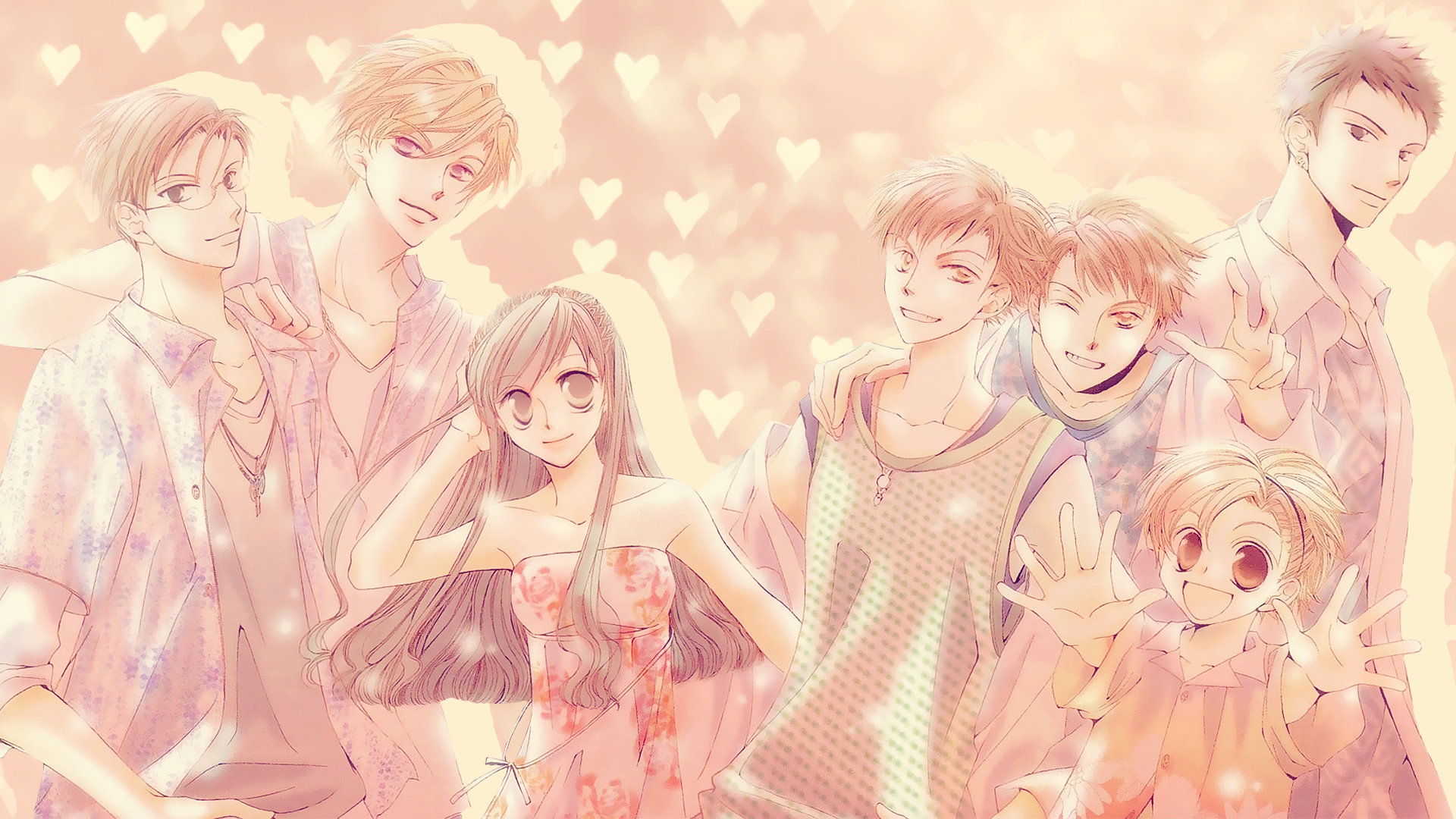 Best Ouran Highschool Host Club wallpaper ID:162937 for High Resolution hd 1080p PC