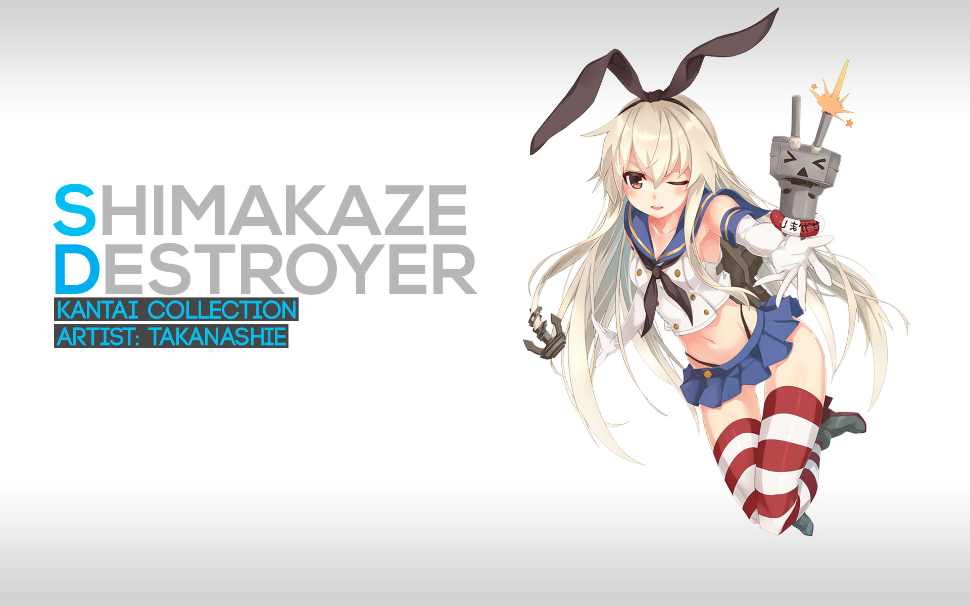 Best Shimakaze (Kancolle) wallpaper ID:331424 for High Resolution hd 1920x1200 PC
