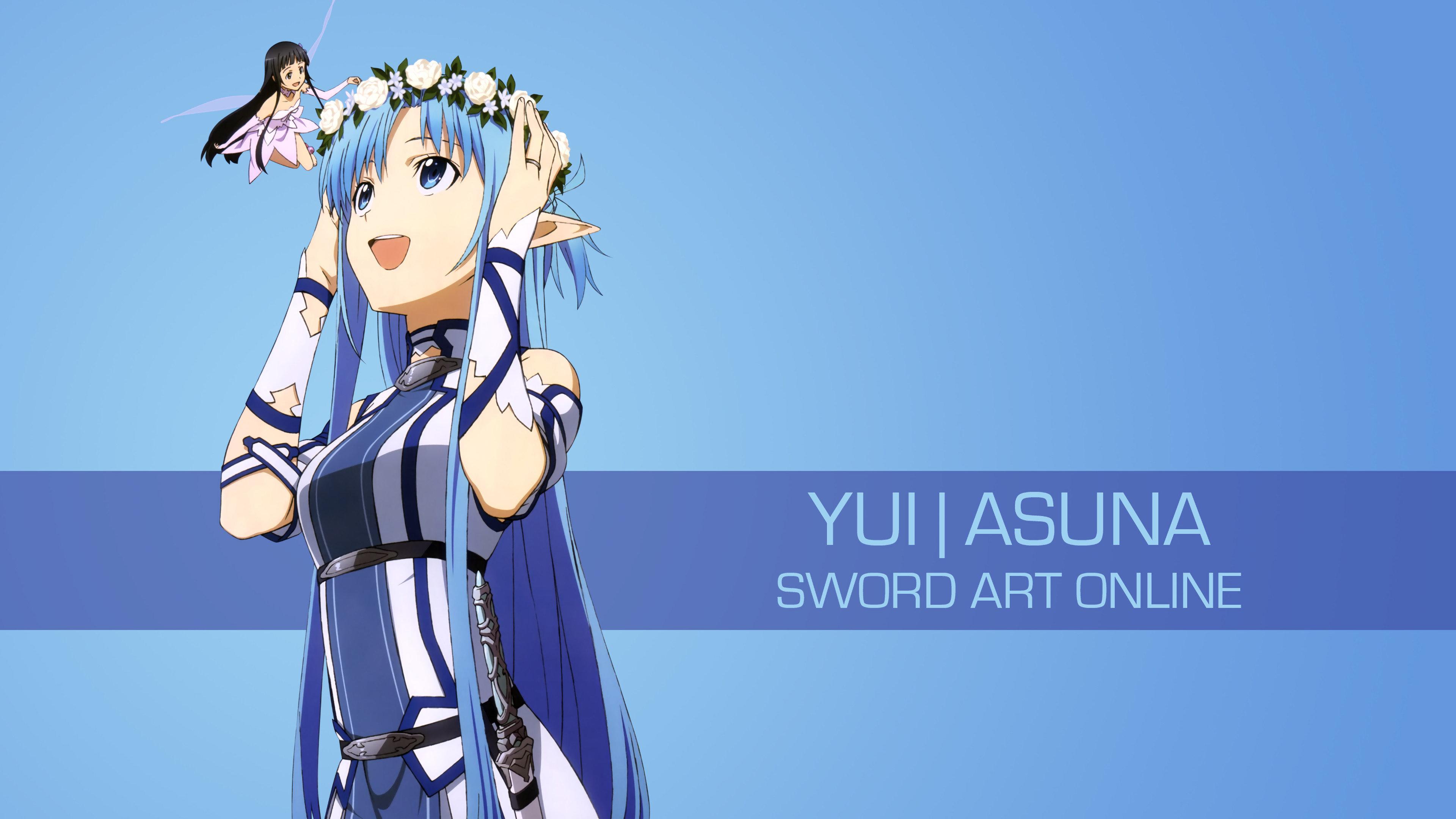 Sword Art Online Sao Wallpapers 3840x2160 Ultra Hd 4k