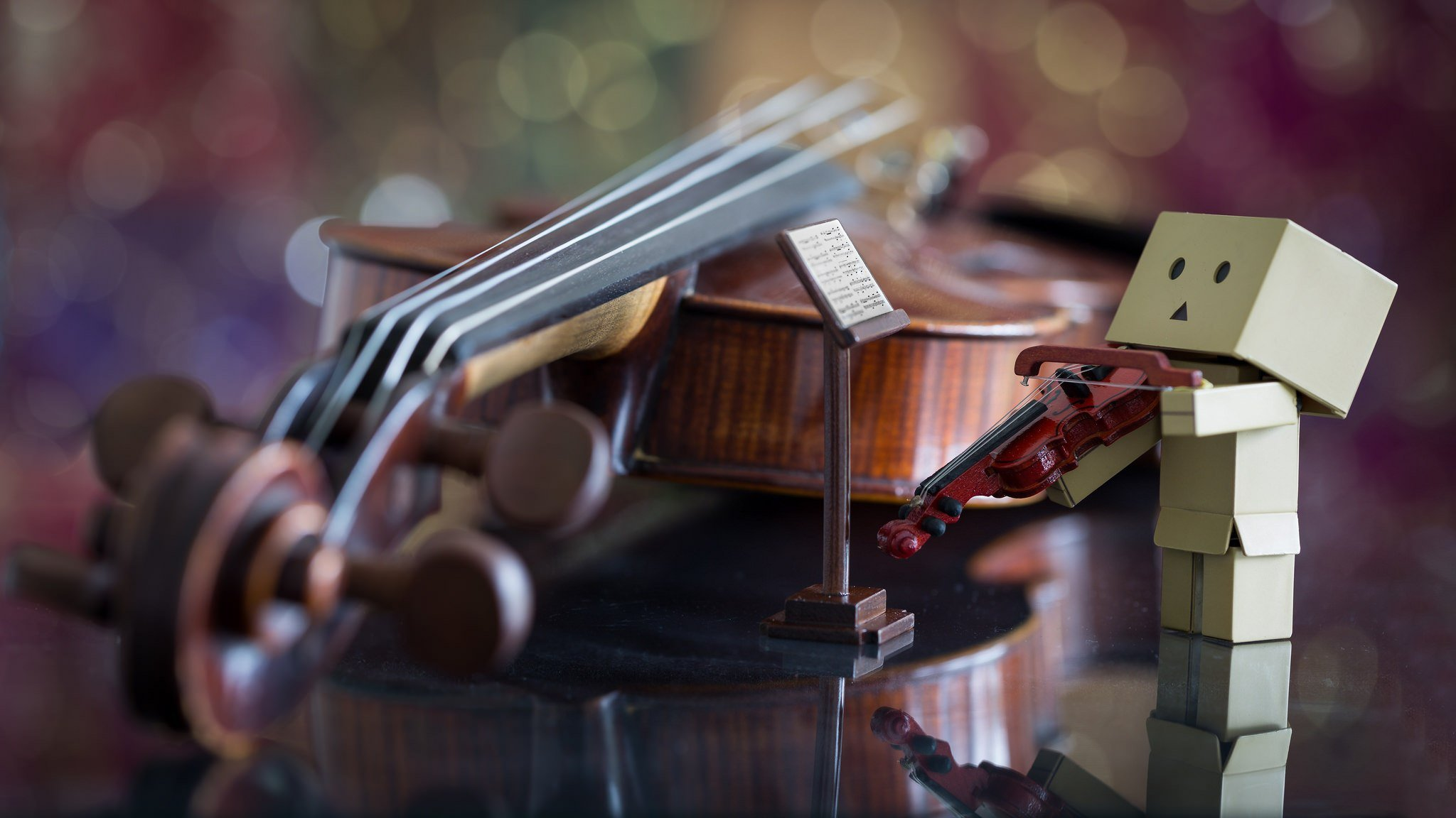 скрипка, ноты, торт  № 1908249 загрузить