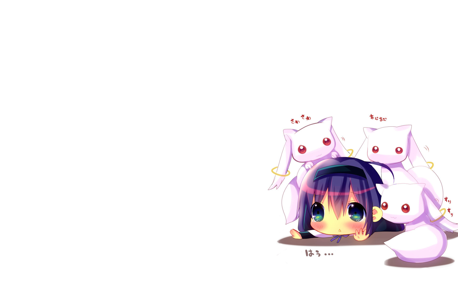 Awesome Puella Magi Madoka Magica free wallpaper ID:32260 for hd 1920x1200 desktop