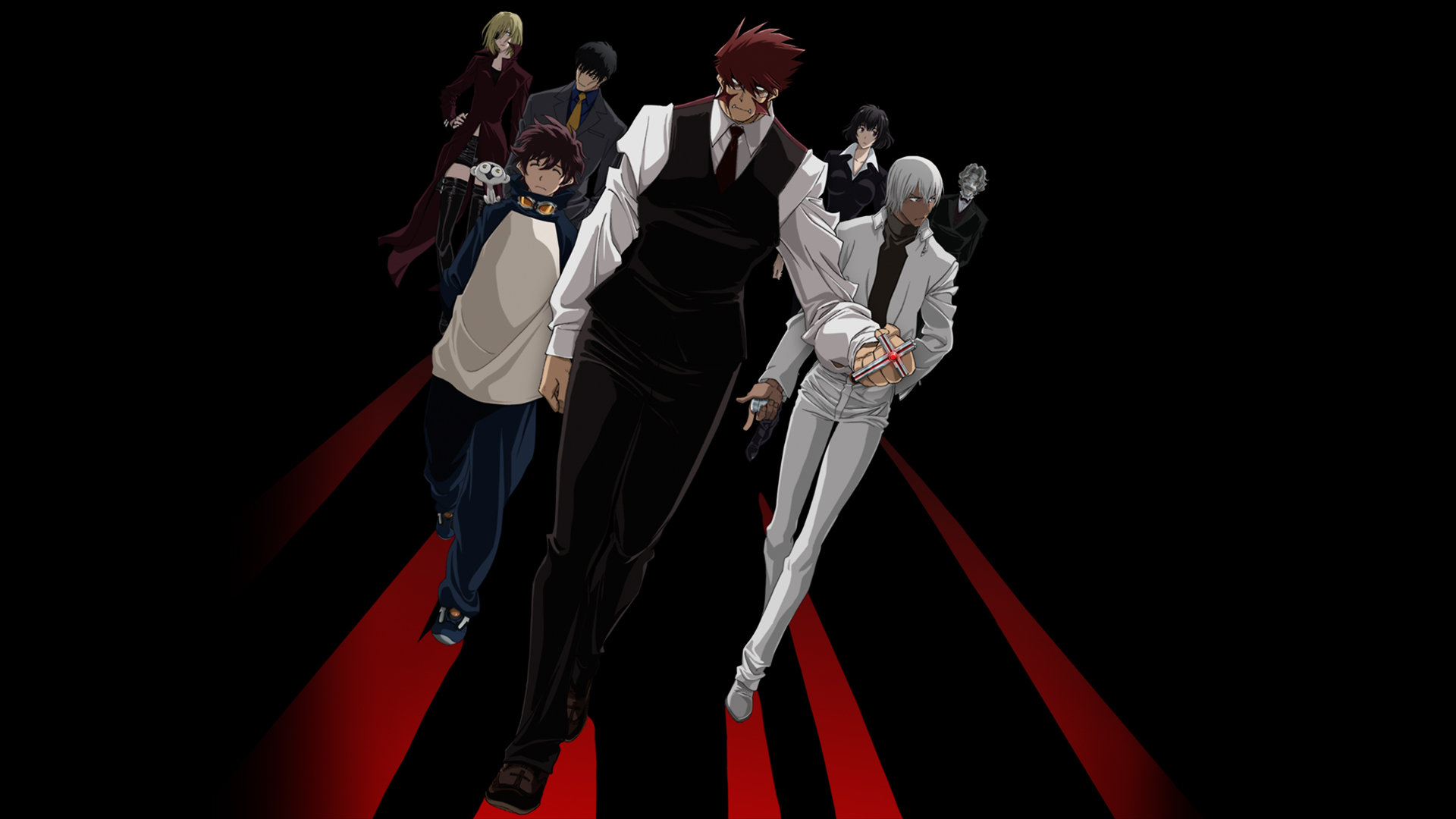 Awesome Blood Blockade Battlefront free background ID:342452 for hd 1920x1080 computer