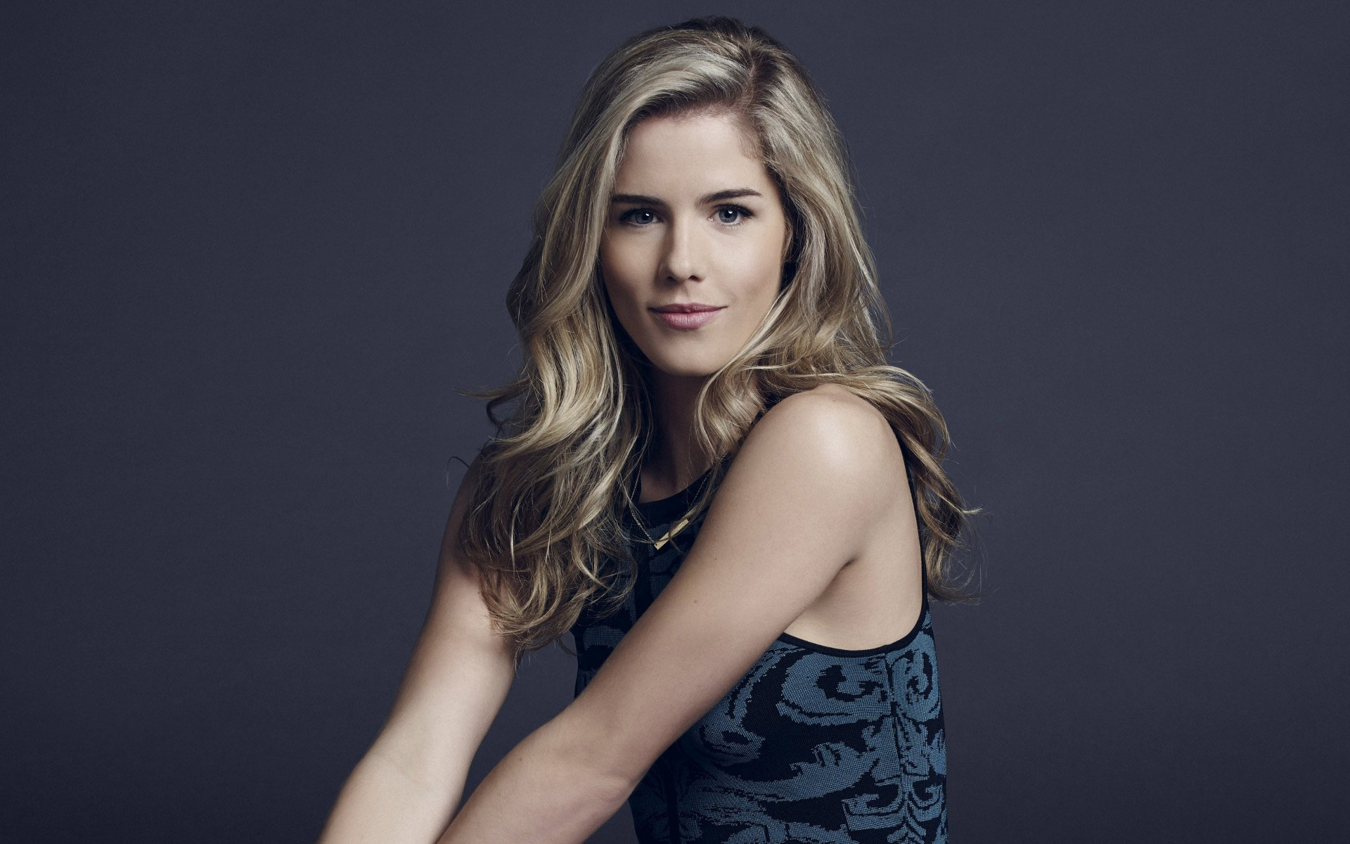 Free download Emily Bett Rickards wallpaper ID:134560 hd 1920x1200 for PC