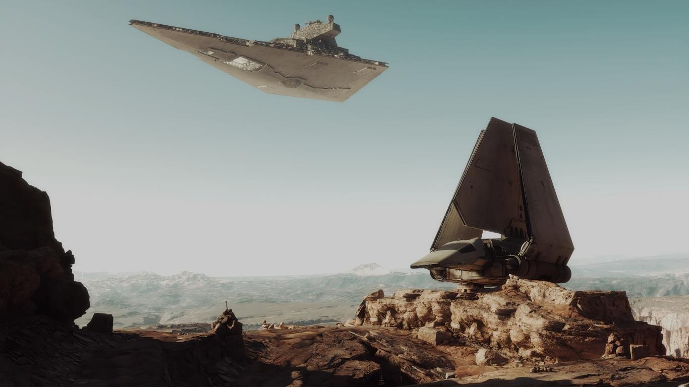 star wars battlefront wallpaper hd 1366x768 162463