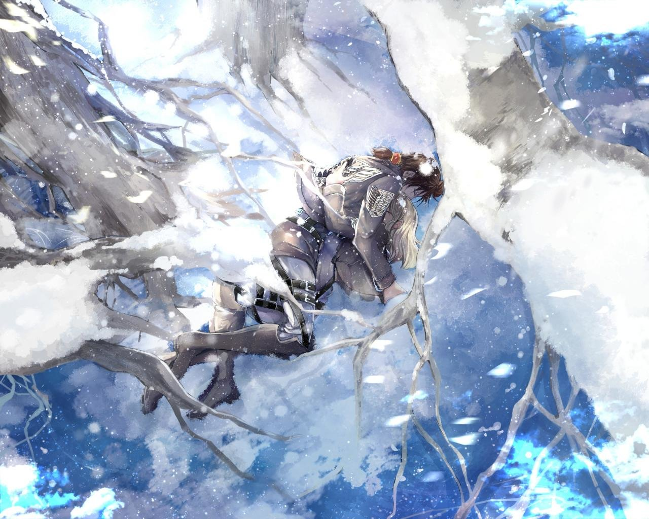 Free download Ymir (Attack On Titan) background ID:206380 hd 1280x1024 for desktop