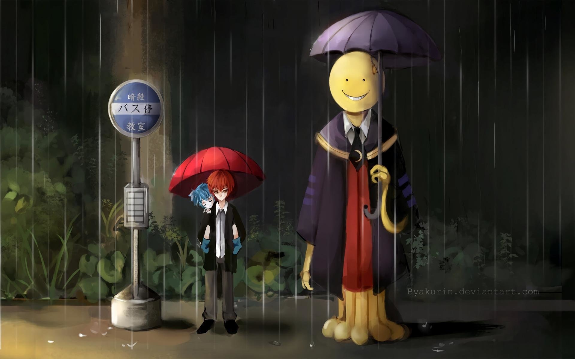 Free download Assassination Classroom wallpaper ID:275174 hd 1920x1200 for computer