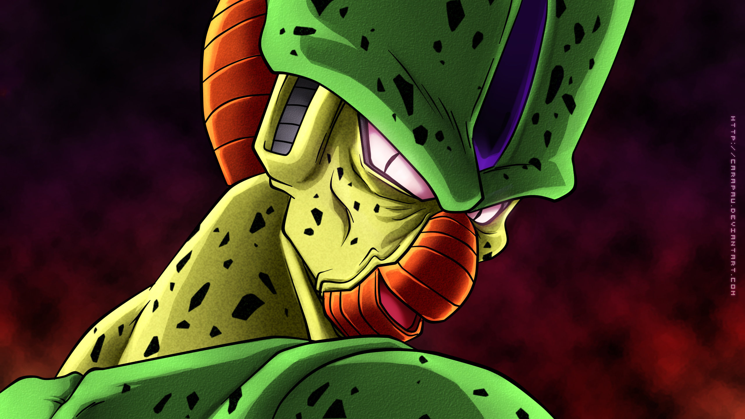 Awesome Cell (Dragon Ball) free wallpaper ID:461964 for hd 2560x1440 computer