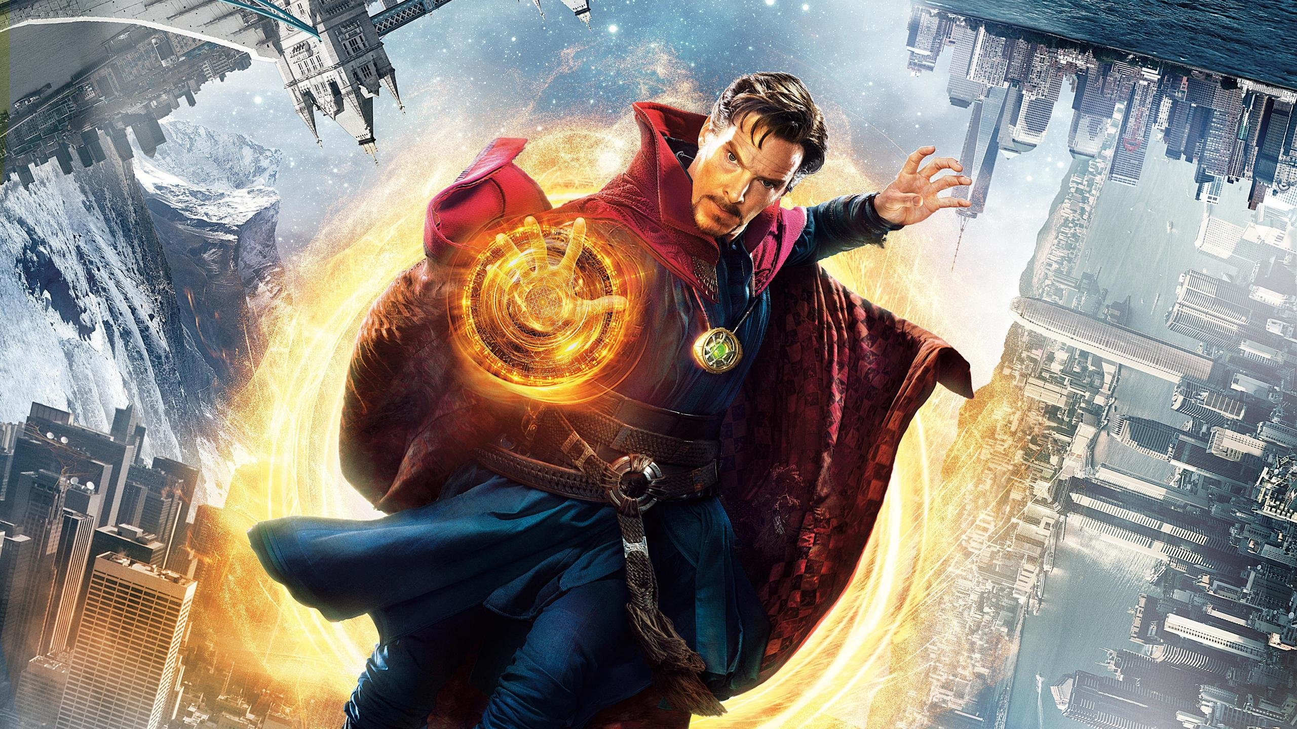 doctor strange wallpapers 2560x1440 desktop backgrounds