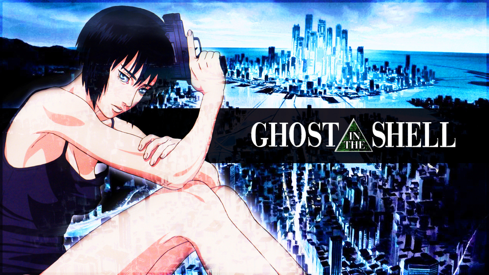 High Resolution Ghost In The Shell 1080p Wallpaper Id 442029 For Pc