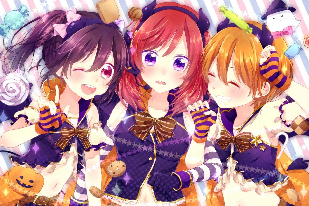 High resolution Love Live! hd 1280x854 wallpaper ID:151995 for PC