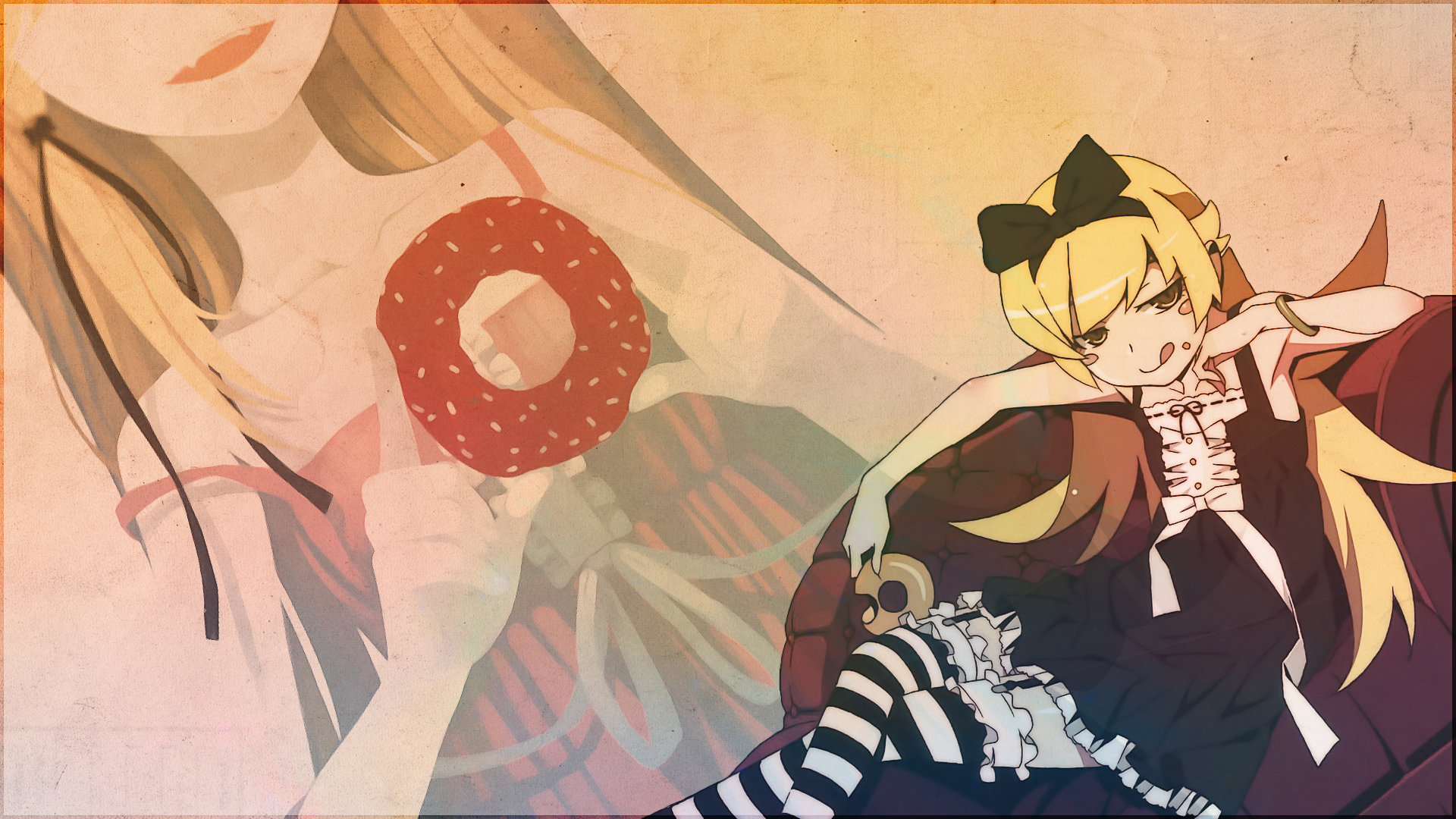 High resolution Monogatari (Series) full hd 1920x1080 wallpaper ID:108796 for PC