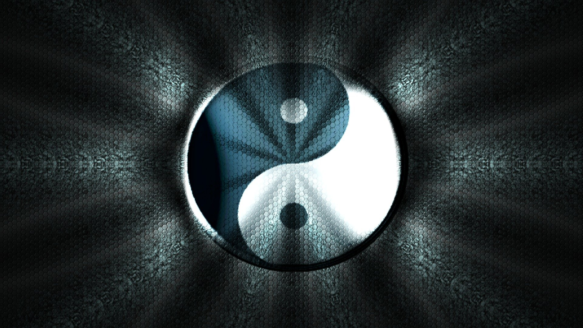 high resolution yin and yang hd 1080p wallpaper id:270722 for desktop