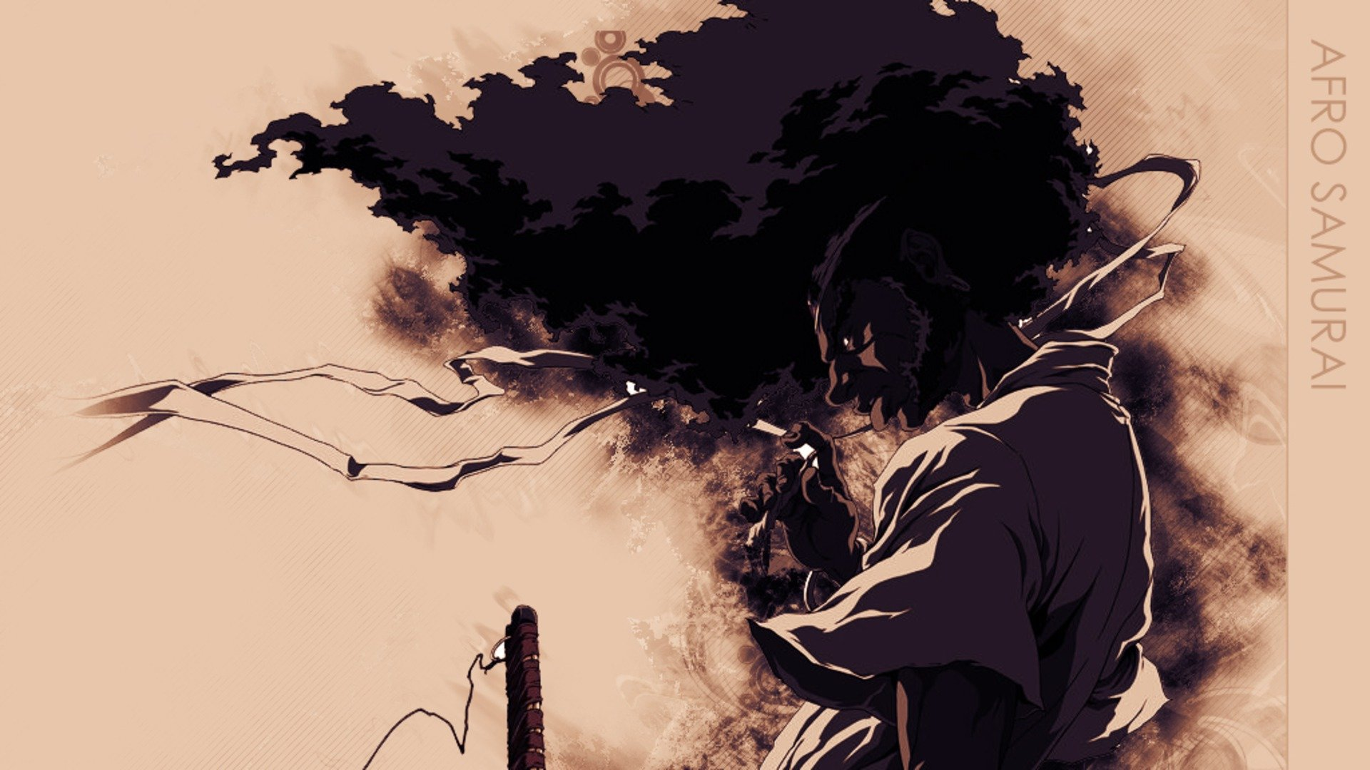 Download hd 1920x1080 Afro Samurai PC wallpaper ID:329133 for free