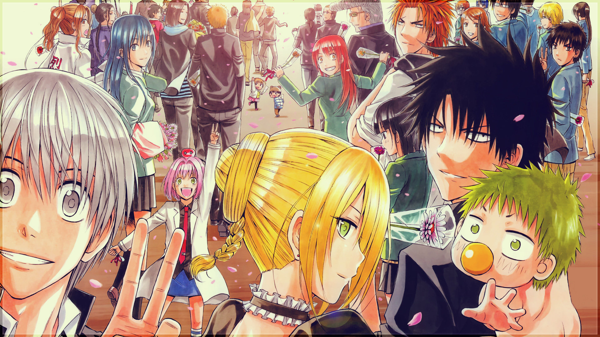 Free download Beelzebub wallpaper ID:270917 full hd 1920x1080 for computer
