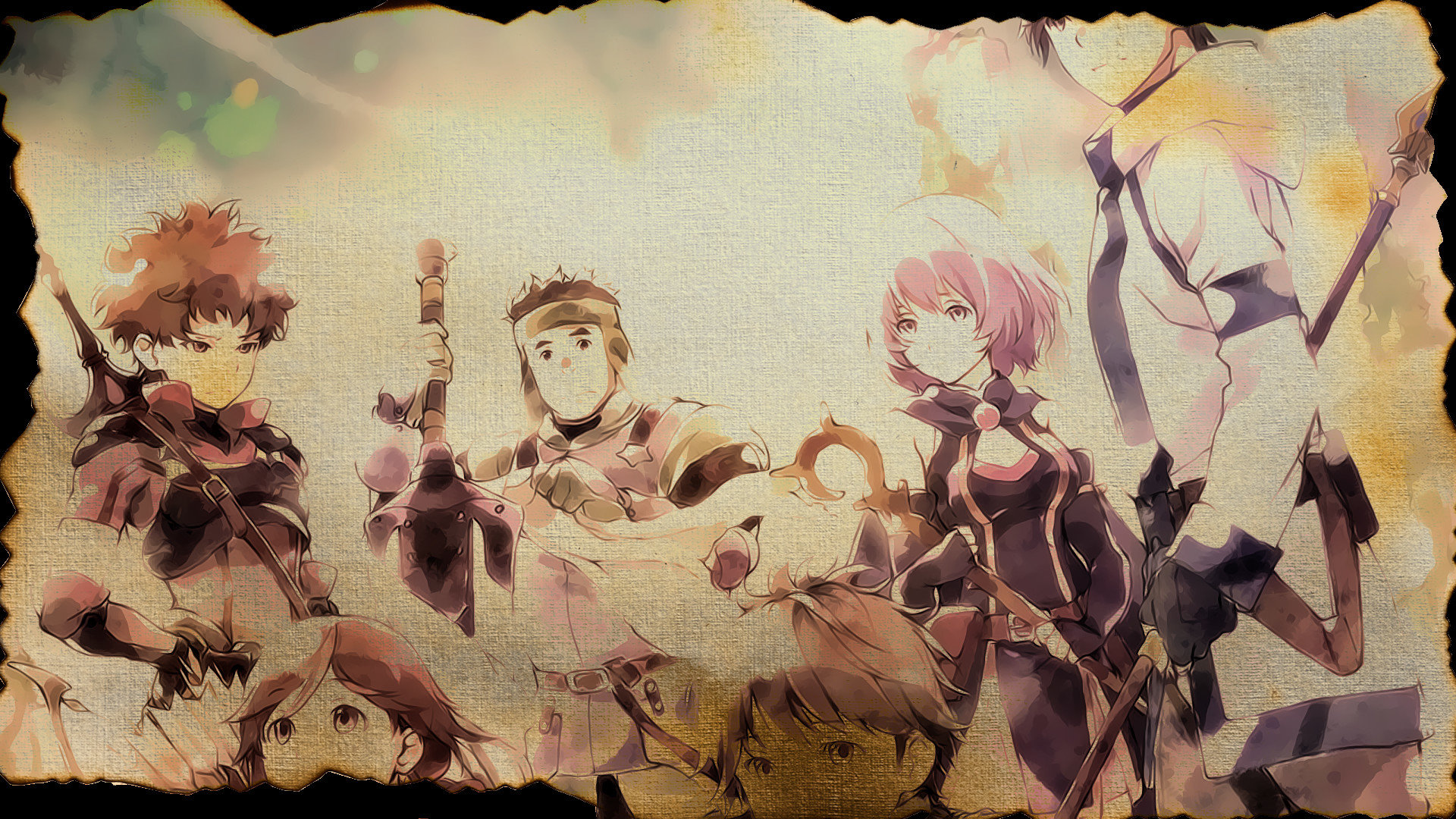 Free Grimgar Of Fantasy And Ash high quality background ID:39957 for hd 1920x1080 computer