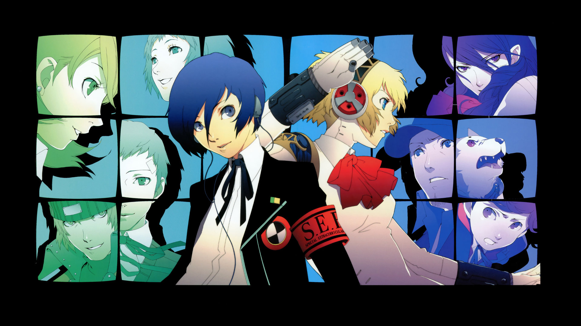 Download full hd Persona 3 desktop background ID:100286 for free