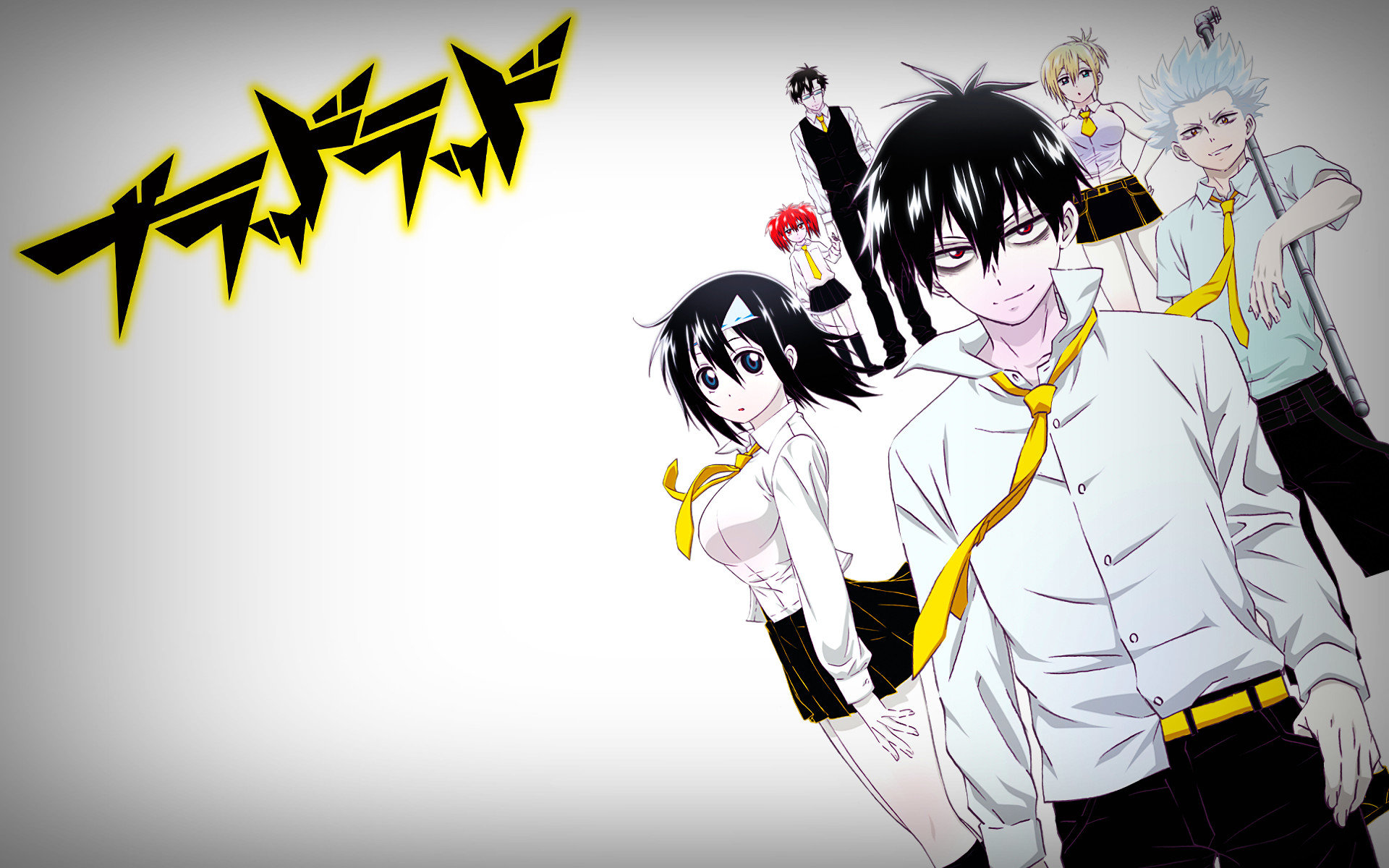Free download Blood Lad wallpaper ID:165656 hd 1920x1200 for computer