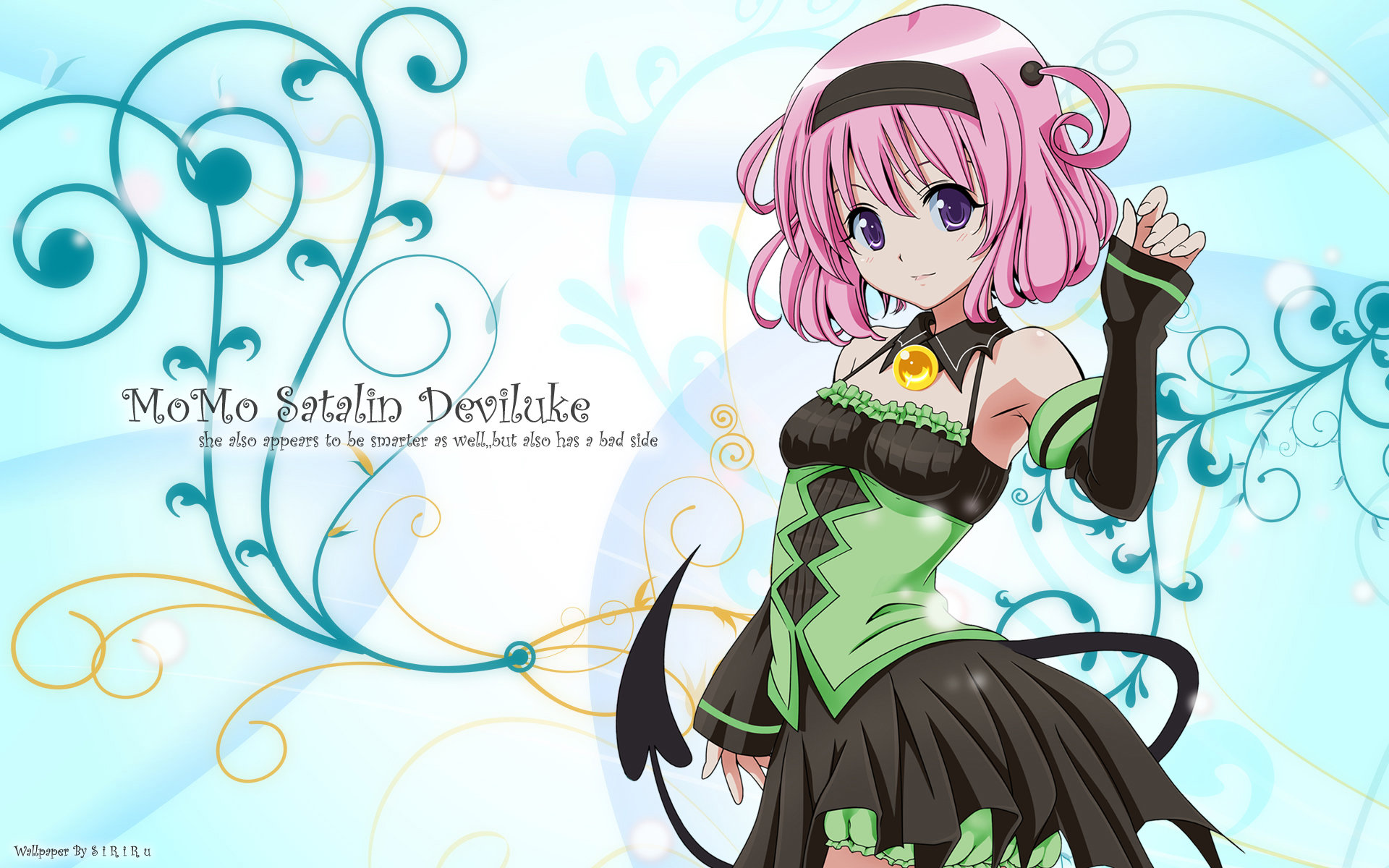 Free download Momo Velia Deviluke background ID:164156 hd 1920x1200 for computer