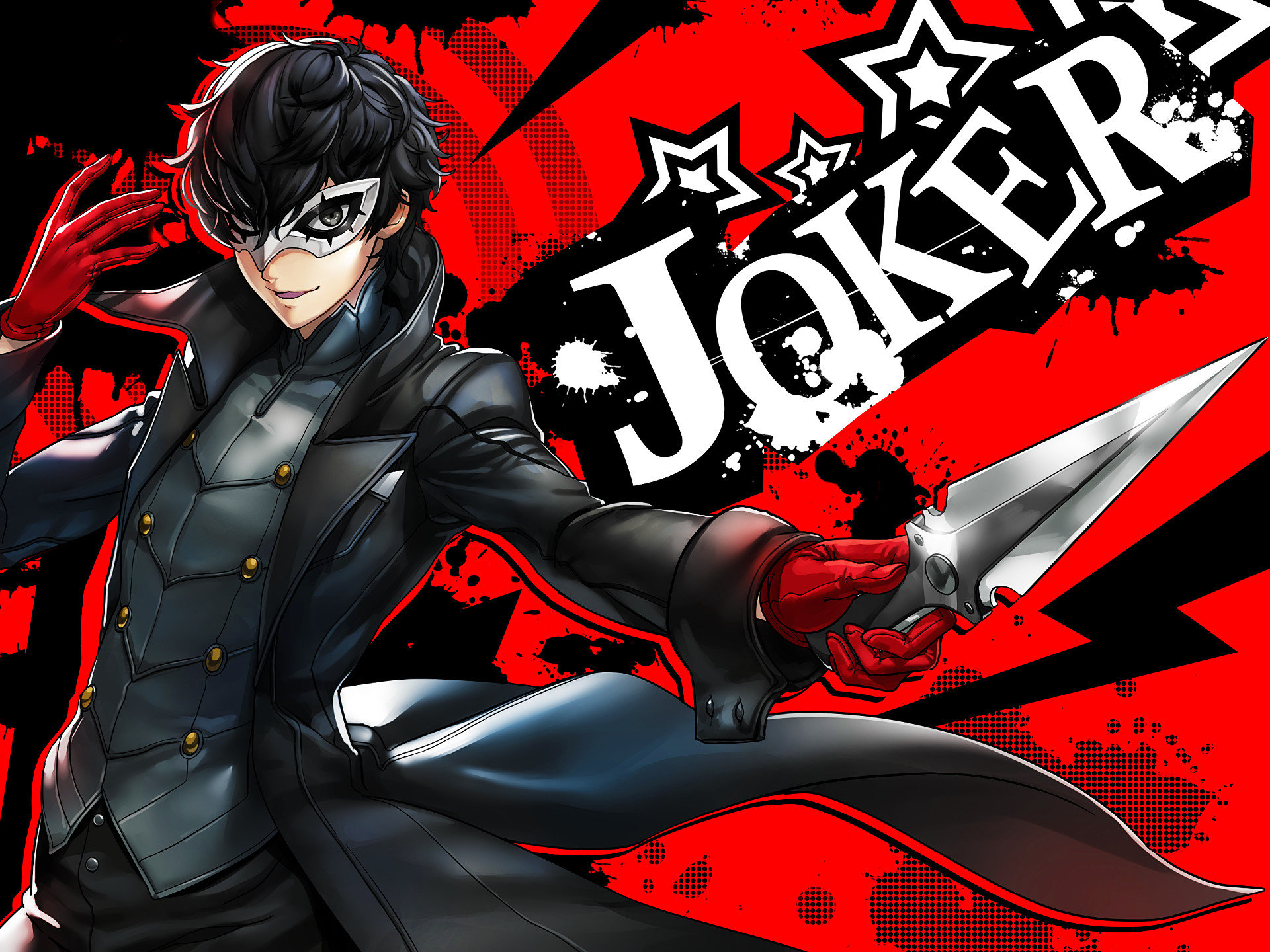High Resolution Persona 5 Hd 1920x1440 Background Id 110888 For