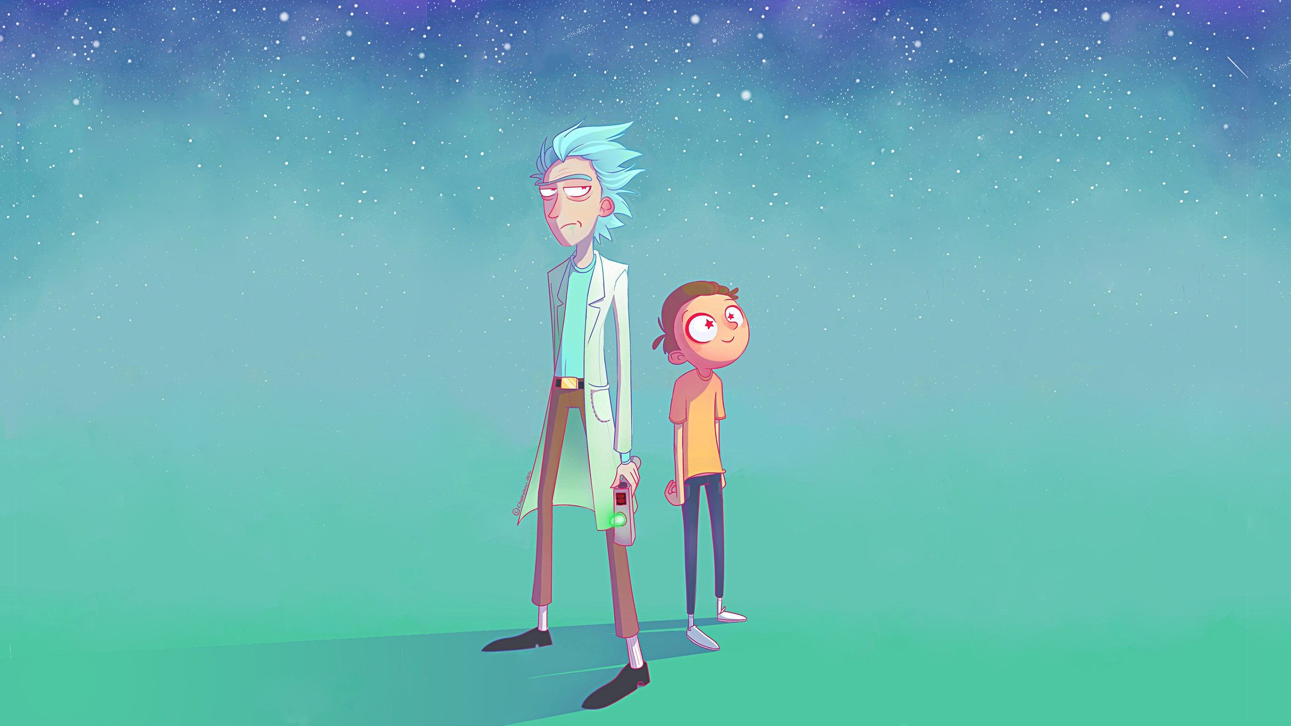 Free Rick And Morty High Quality Background Id470660 For Hd