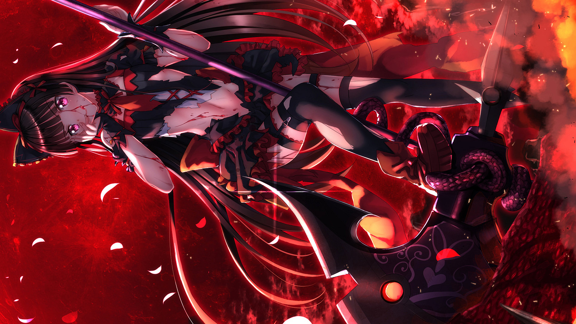 Download 1080p Rory Mercury computer wallpaper ID:409009 for free