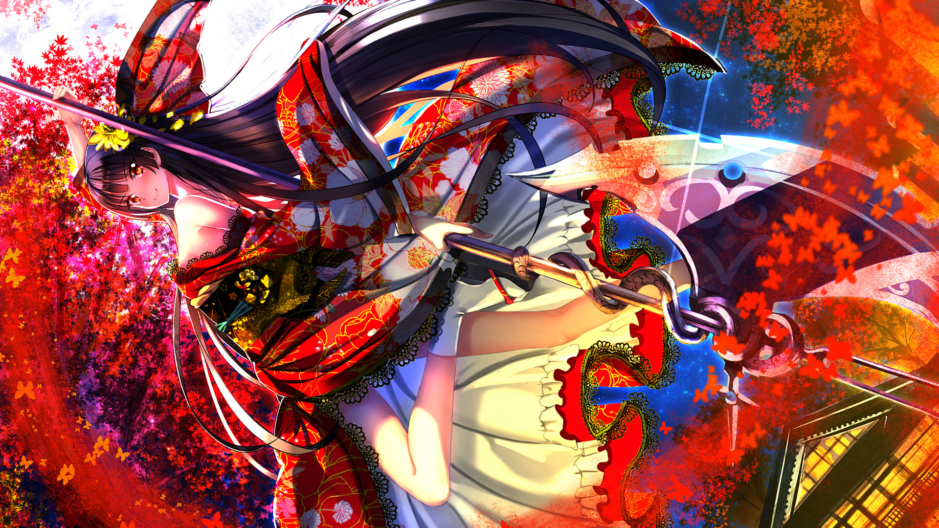 Free Rory Mercury high quality wallpaper ID:409017 for full hd 1920x1080 computer