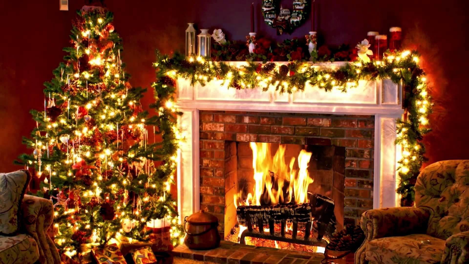 Рождественские Full Hd Обои