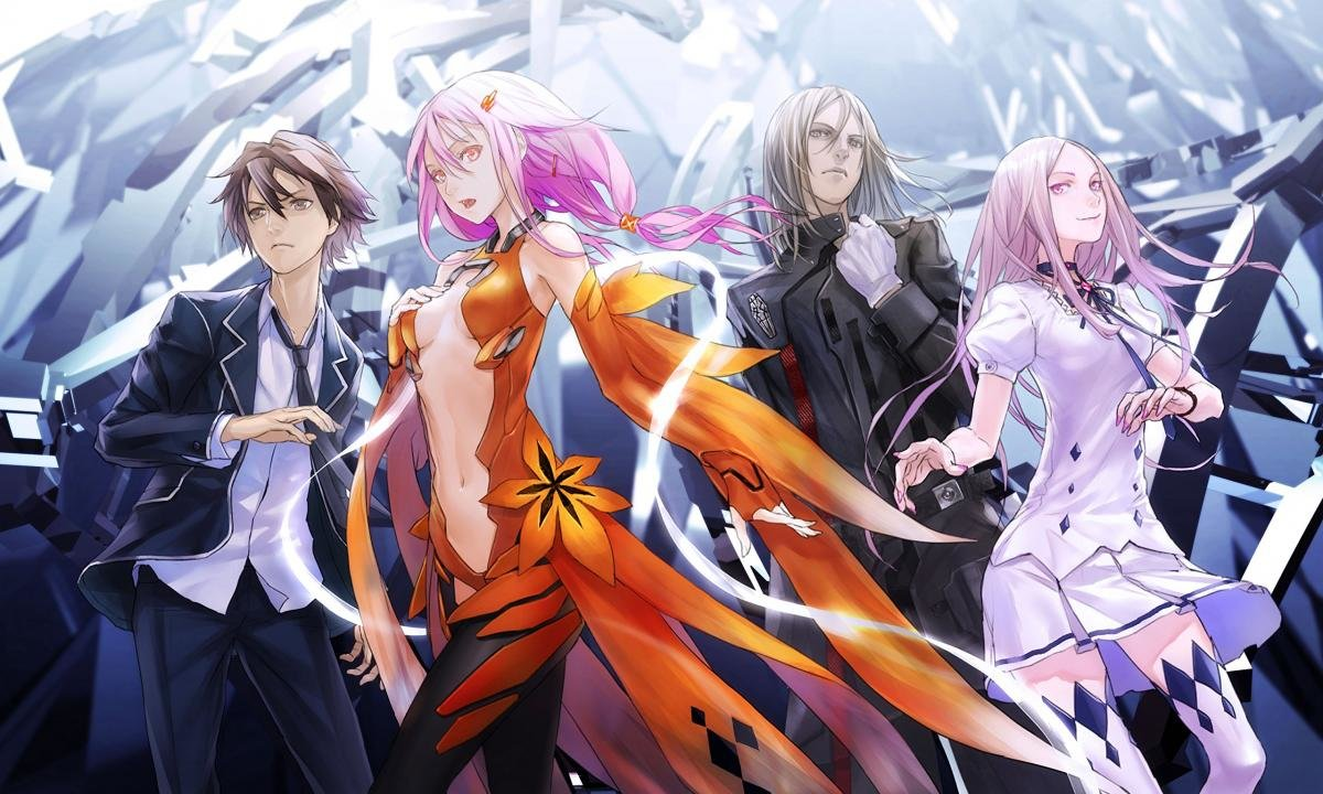 High resolution Guilty Crown hd 1200x720 background ID:254552 for PC