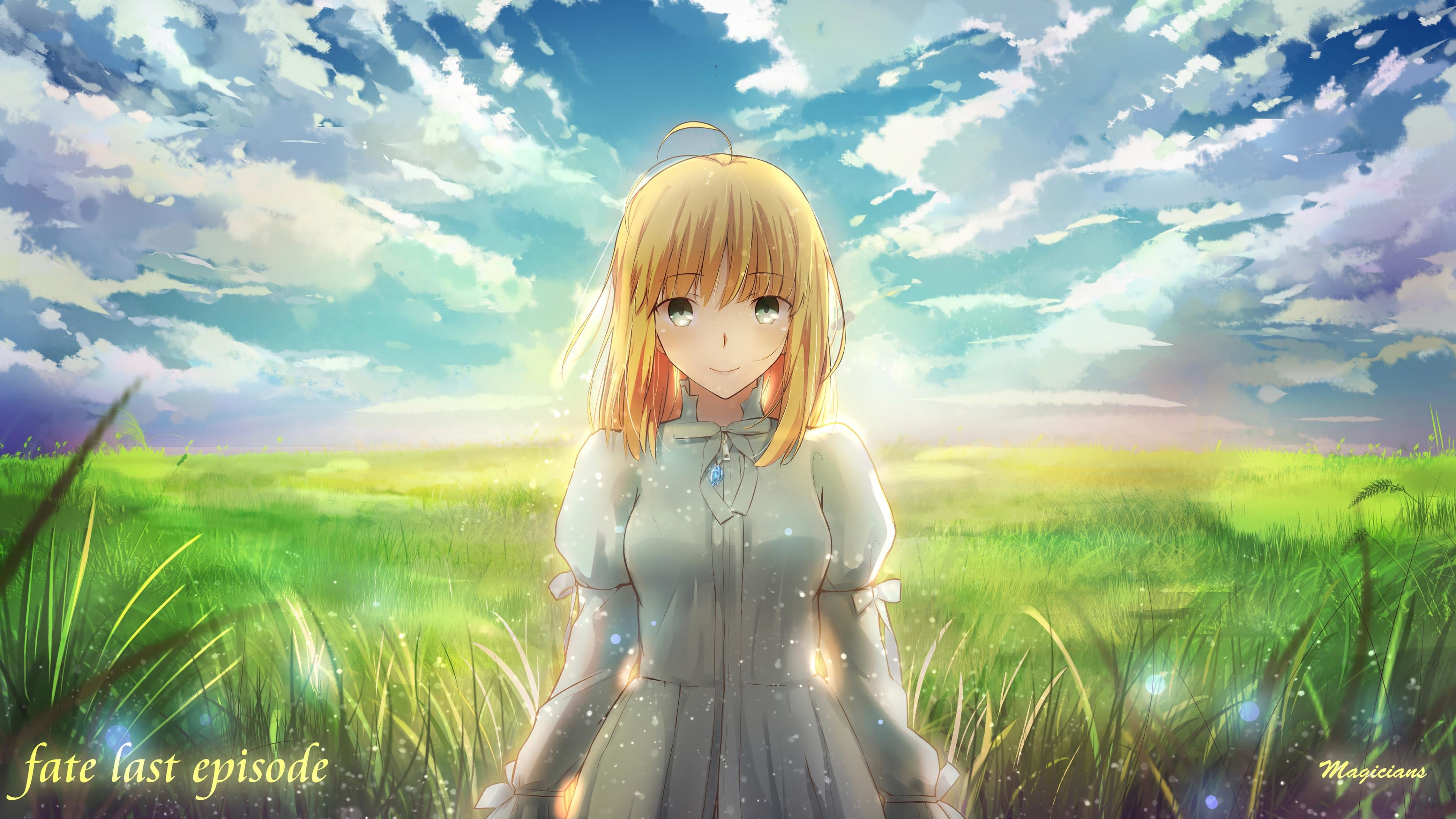 Awesome Saber (Fate Series) free background ID:468858 for hd 4k PC