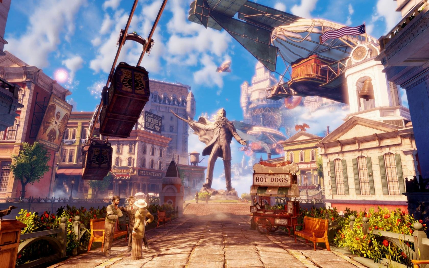free bioshock infinite high quality wallpaper id131700 for hd 1680x1050 computer