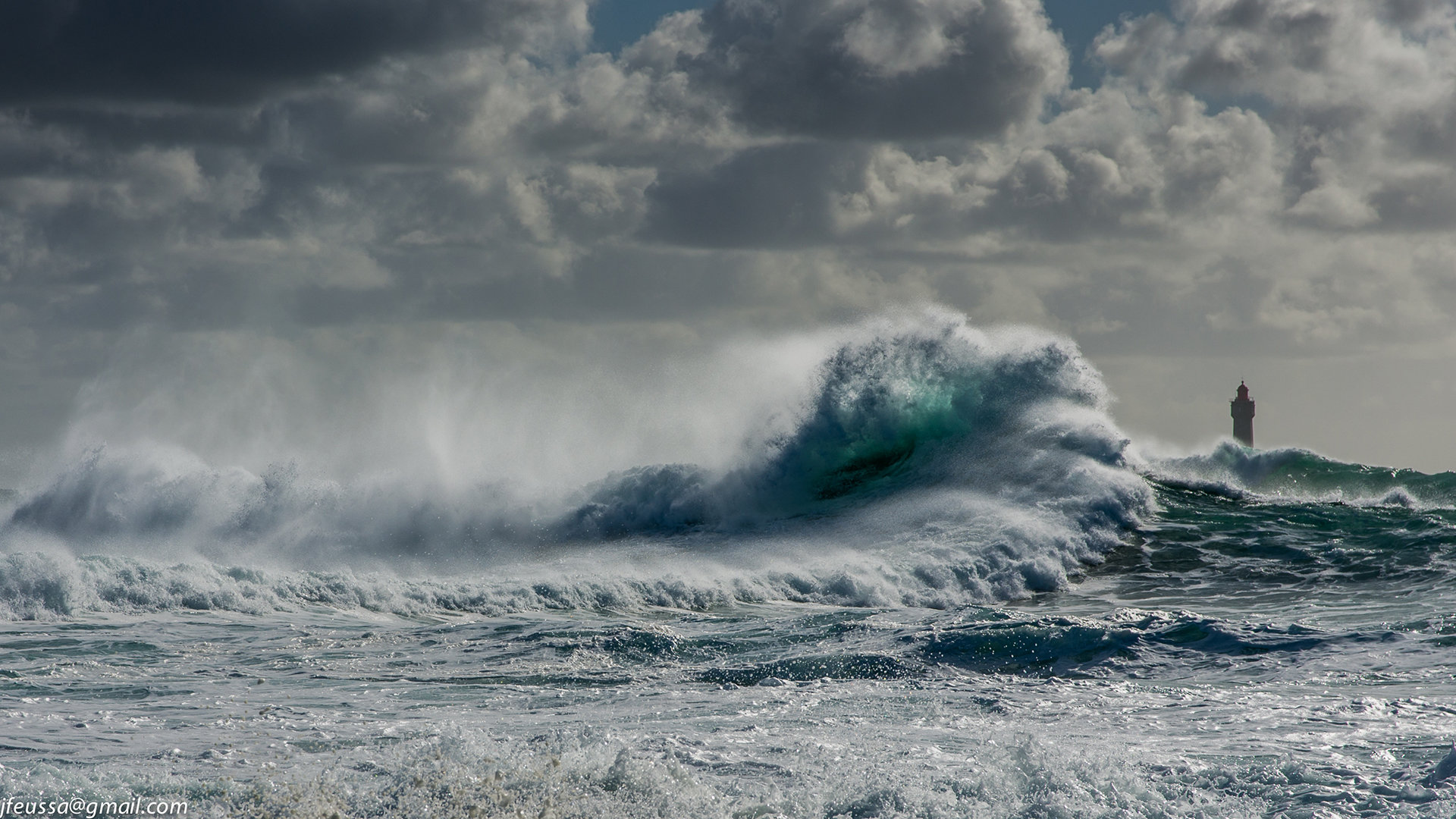 Hd Wallpapers 1080p Ocean: High Resolution Ocean Hd 1080p Wallpaper ID:393407 For Desktop