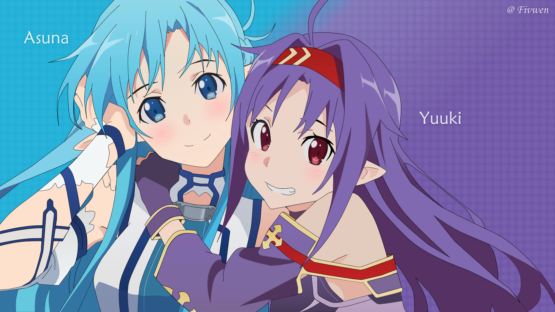 High resolution Sword Art Online 2 (II) hd 1920x1080 background ID:112820 for desktop