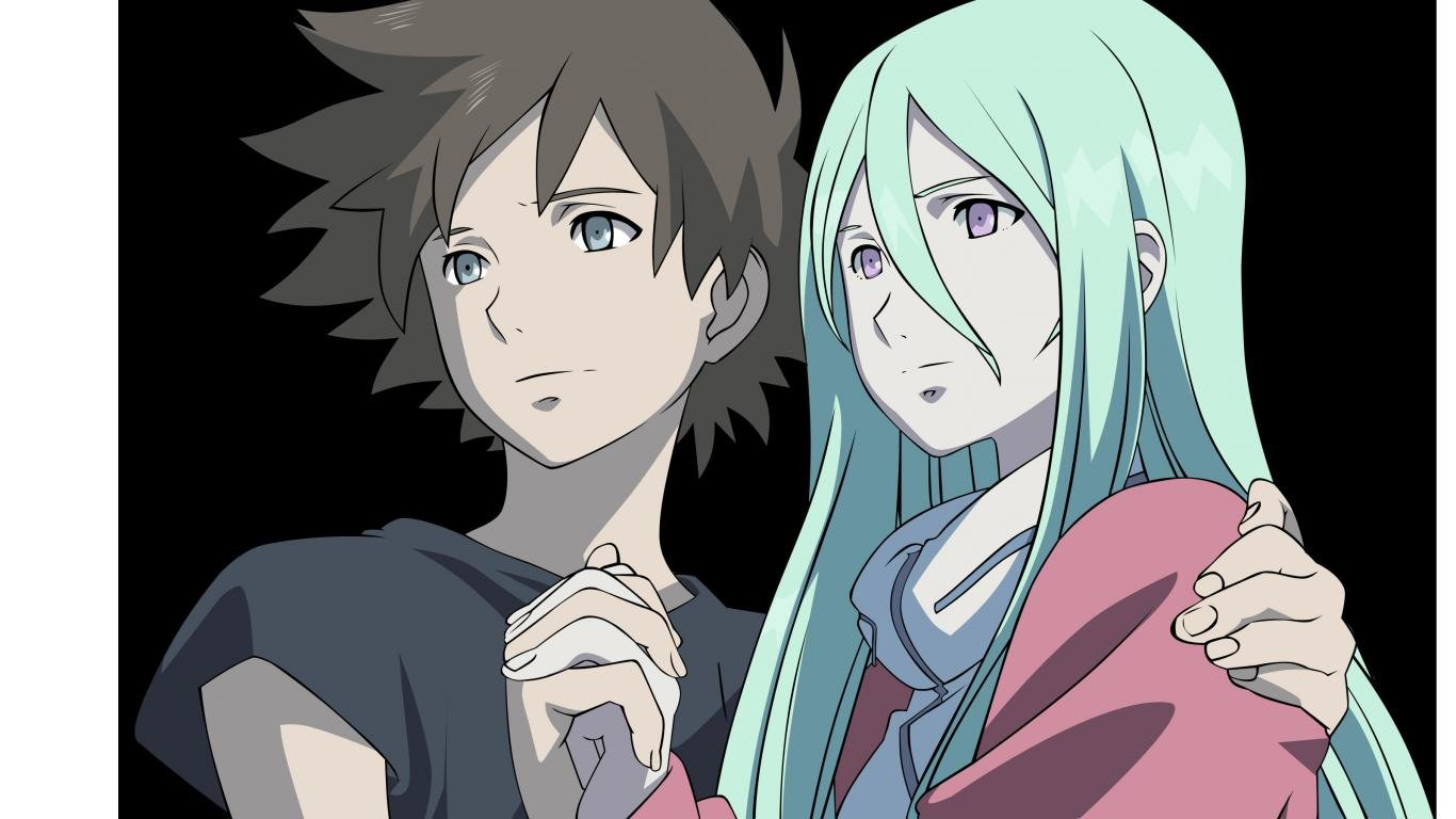 Download laptop Eureka Seven desktop background ID:281248 for free