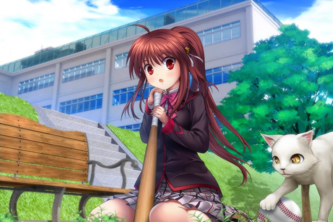 Free download Little Busters! background ID:164762 hd 1152x768 for desktop