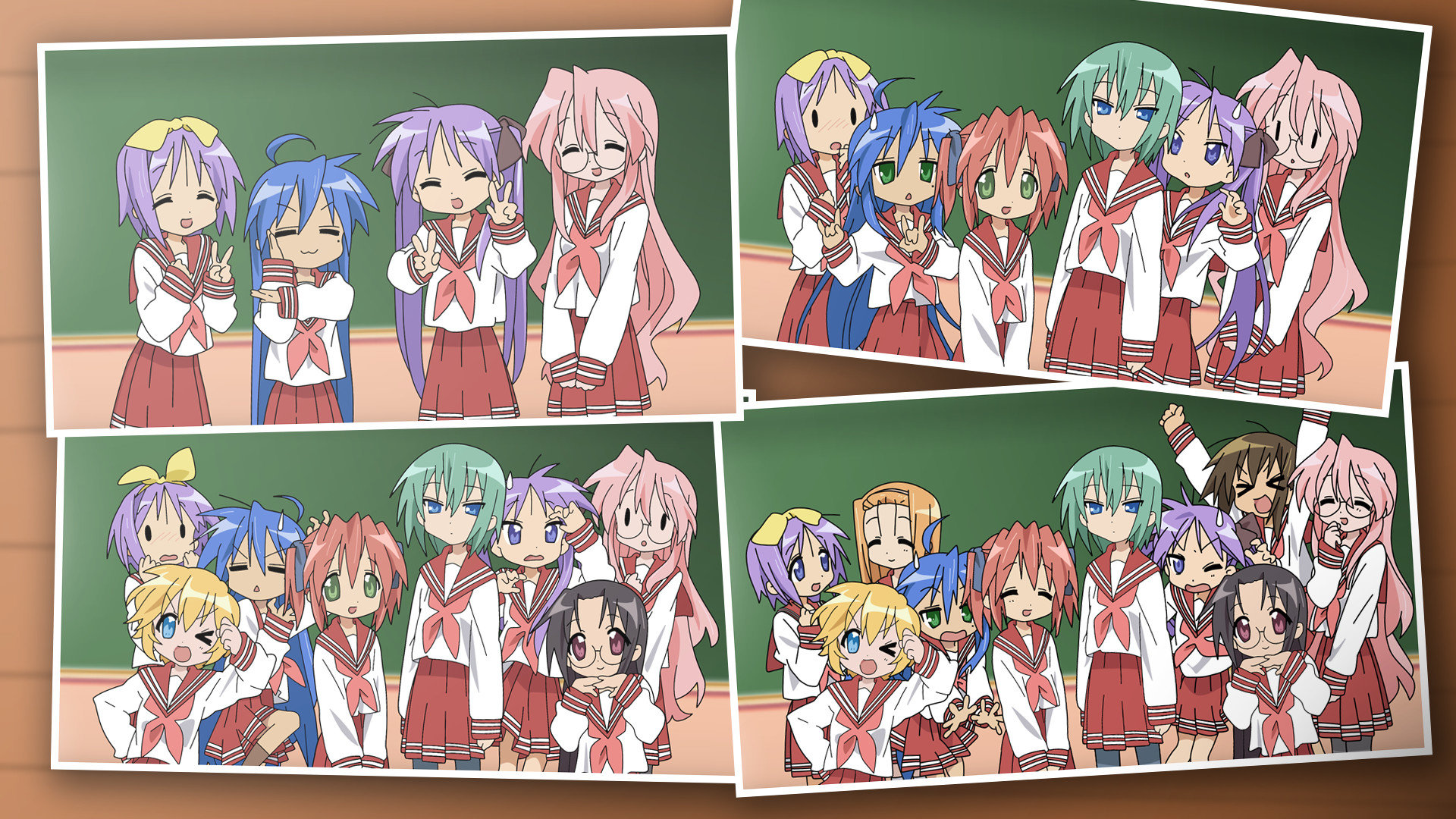 High resolution Lucky Star full hd 1080p wallpaper ID:214507 for desktop